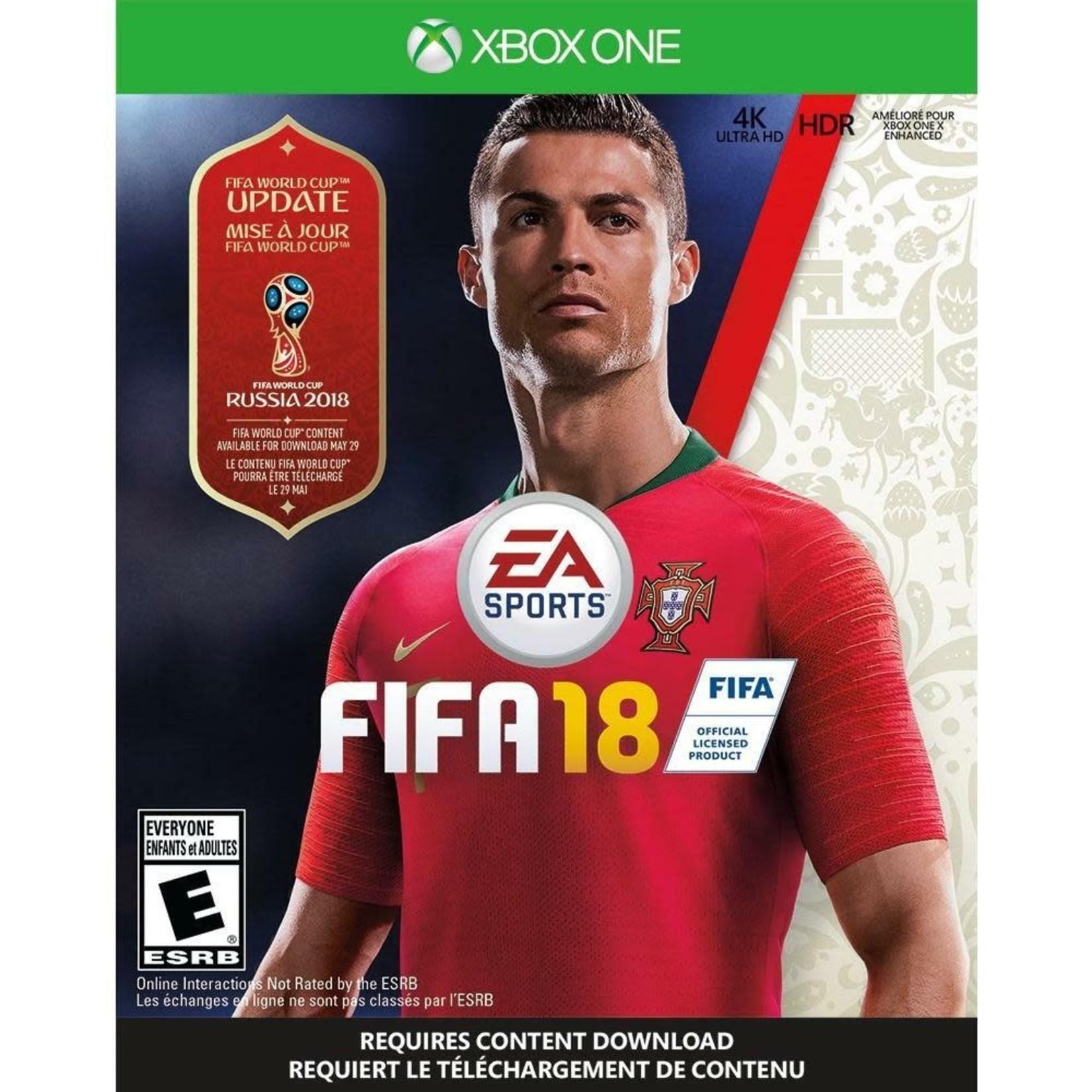 XB1U-FIFA 18