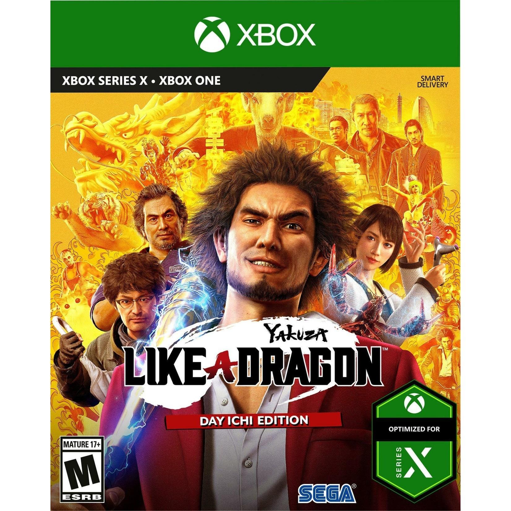 xb1u-Yakuza: Like a Dragon Day One Edition