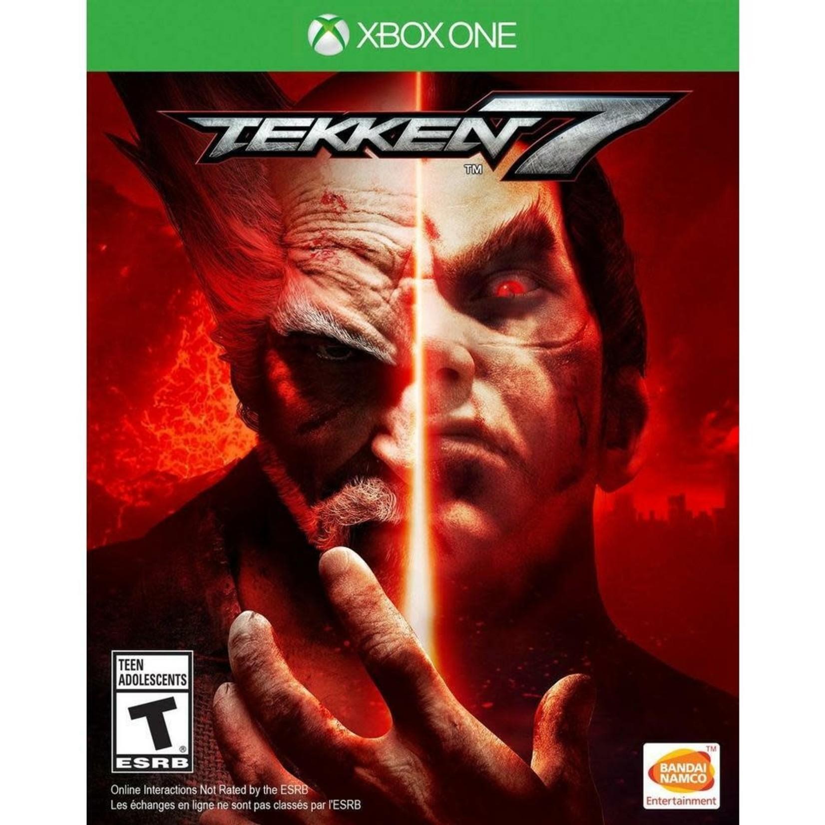 XB1-Tekken 7