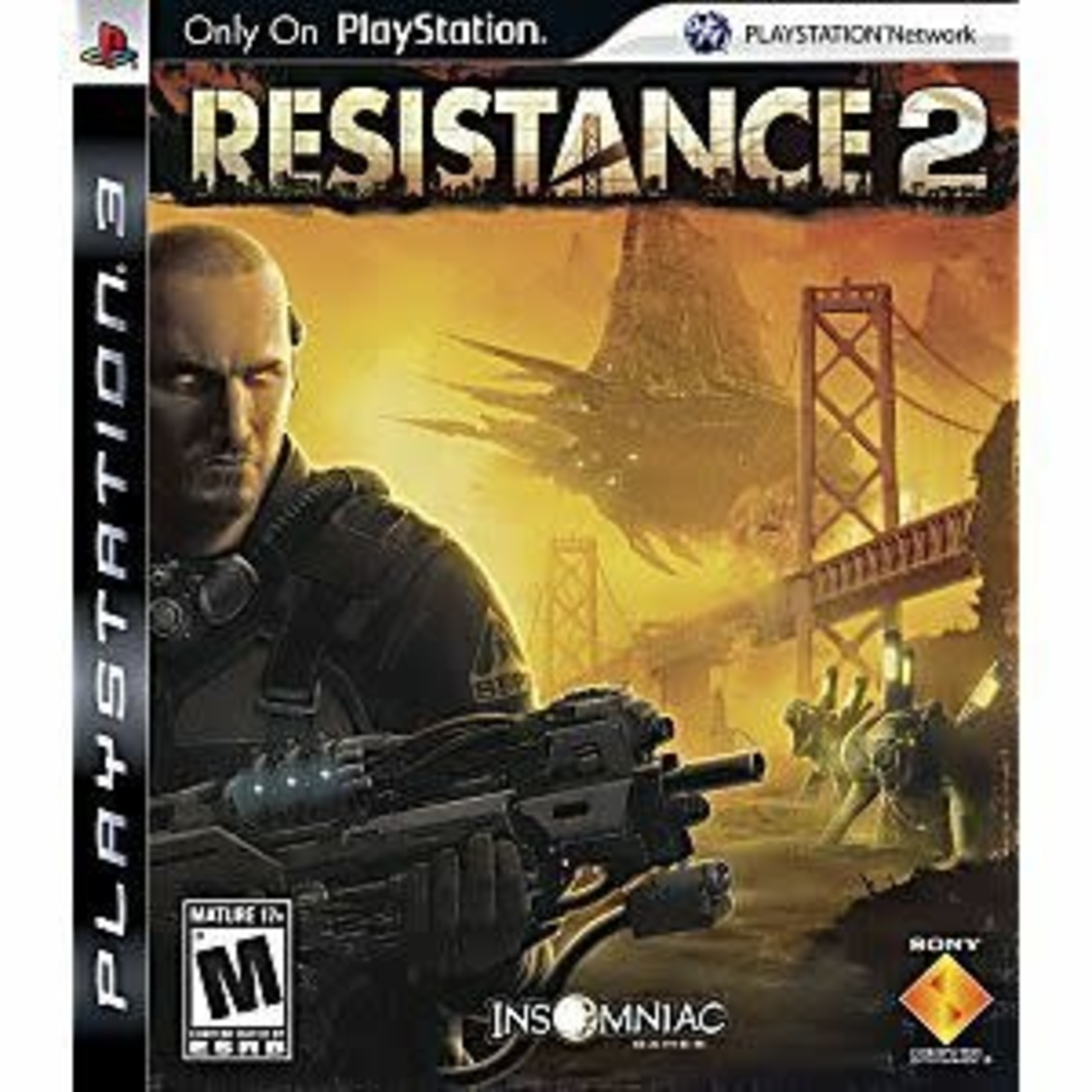 PS3U-Resistance 2