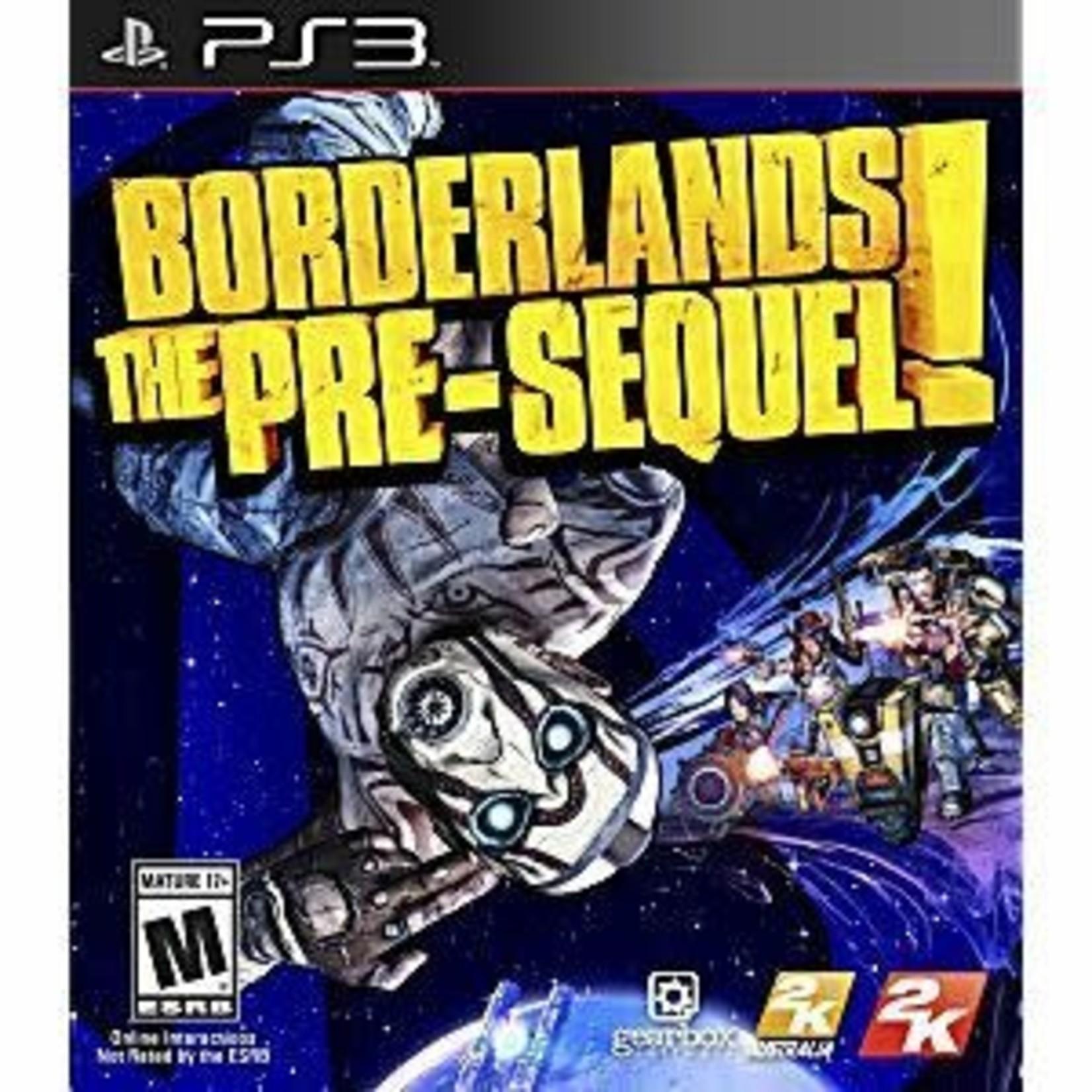 PS3U-Borderlands: The Pre-Sequel