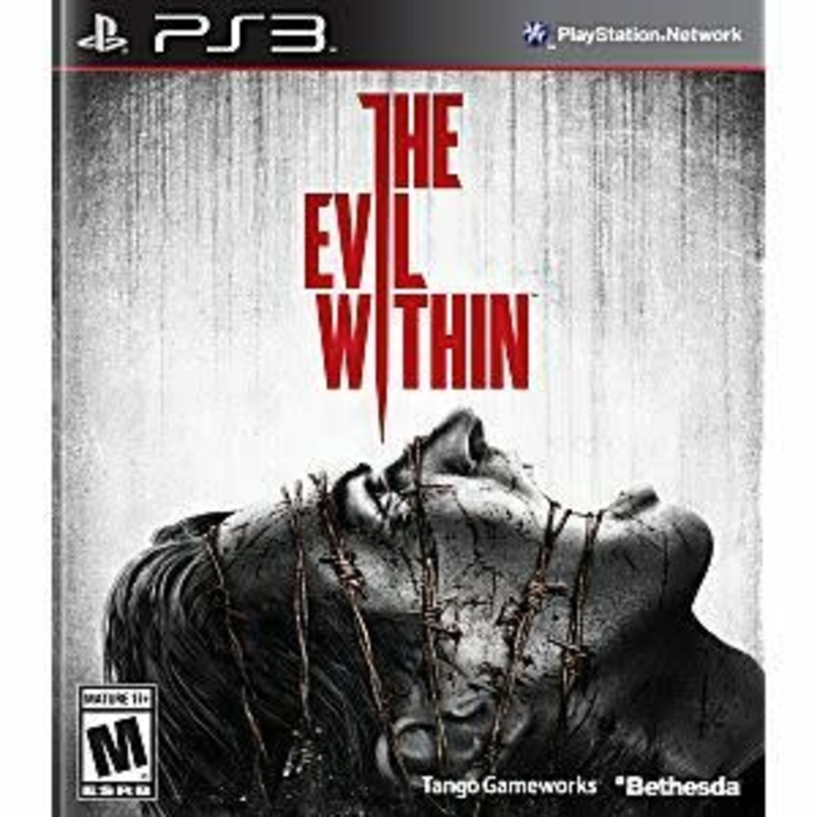 PS3U-The Evil Within