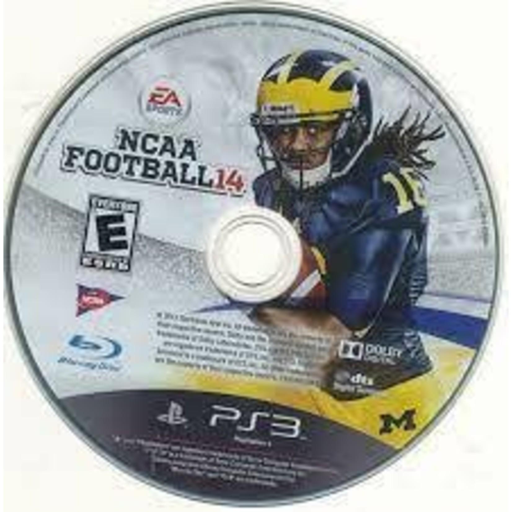 PS3U-NCAA Football 14 (Disc Only)