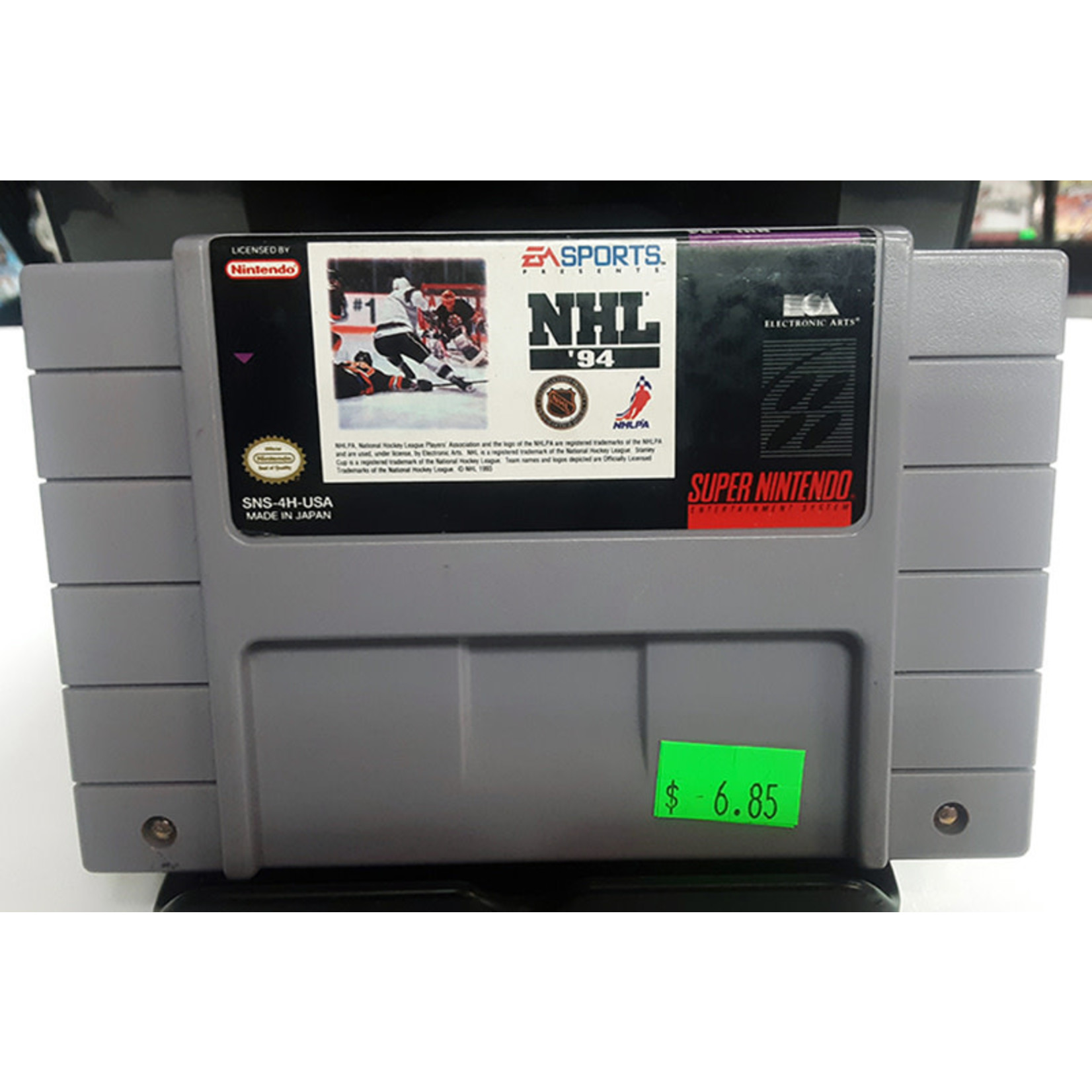 SNESu-NHL '94 (cartridge)