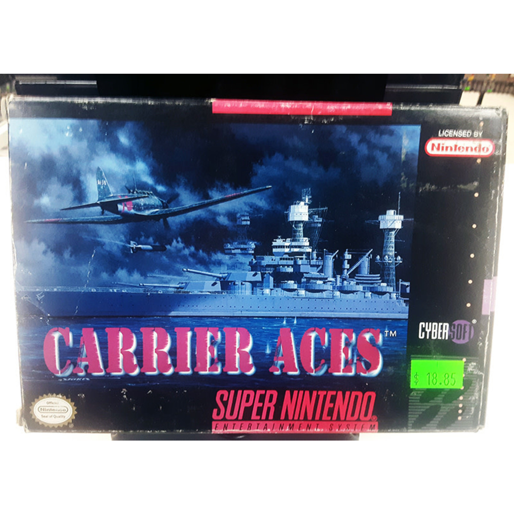 snesu-Carrier Aces (in box)