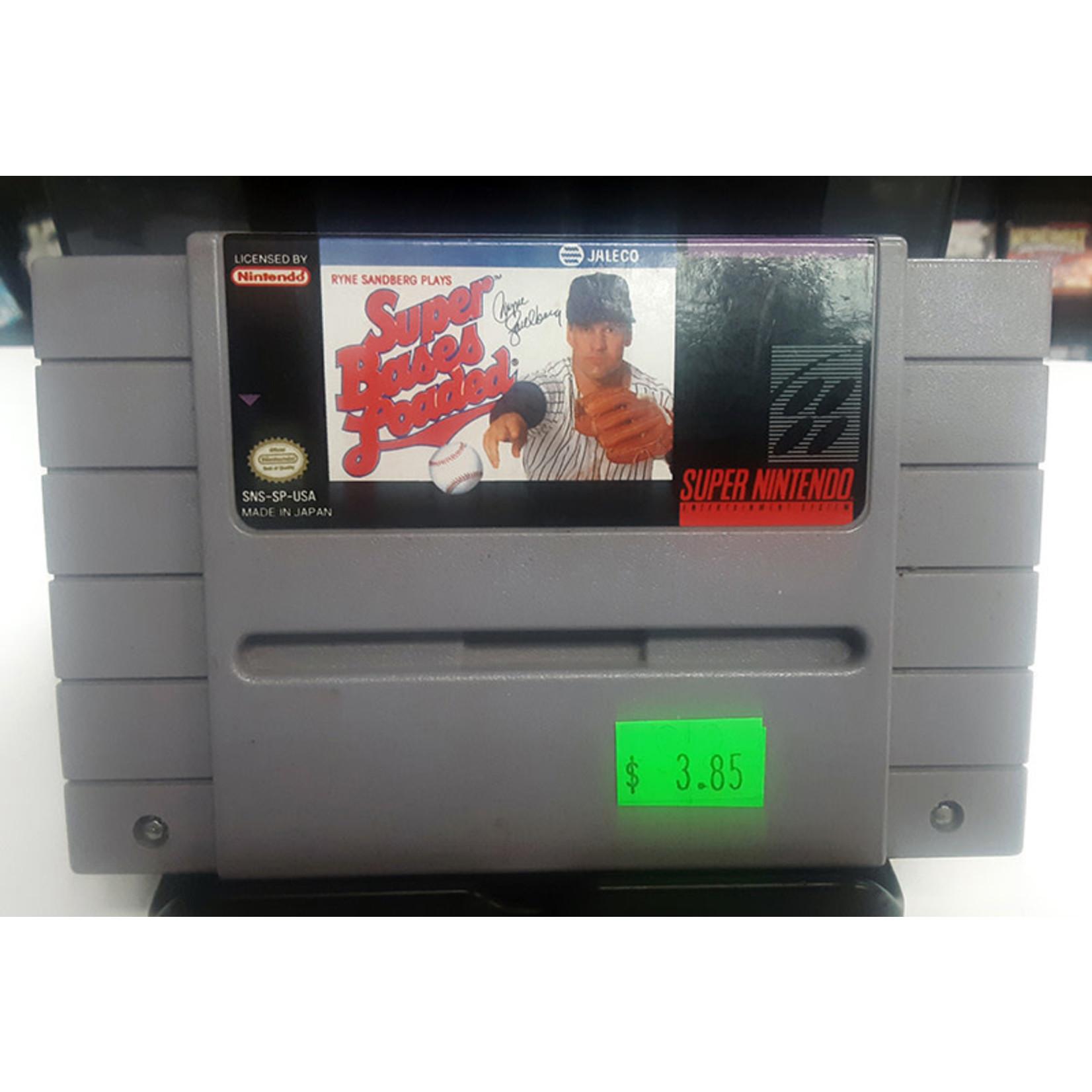 snesu-Super Bases Loaded (cartridge)
