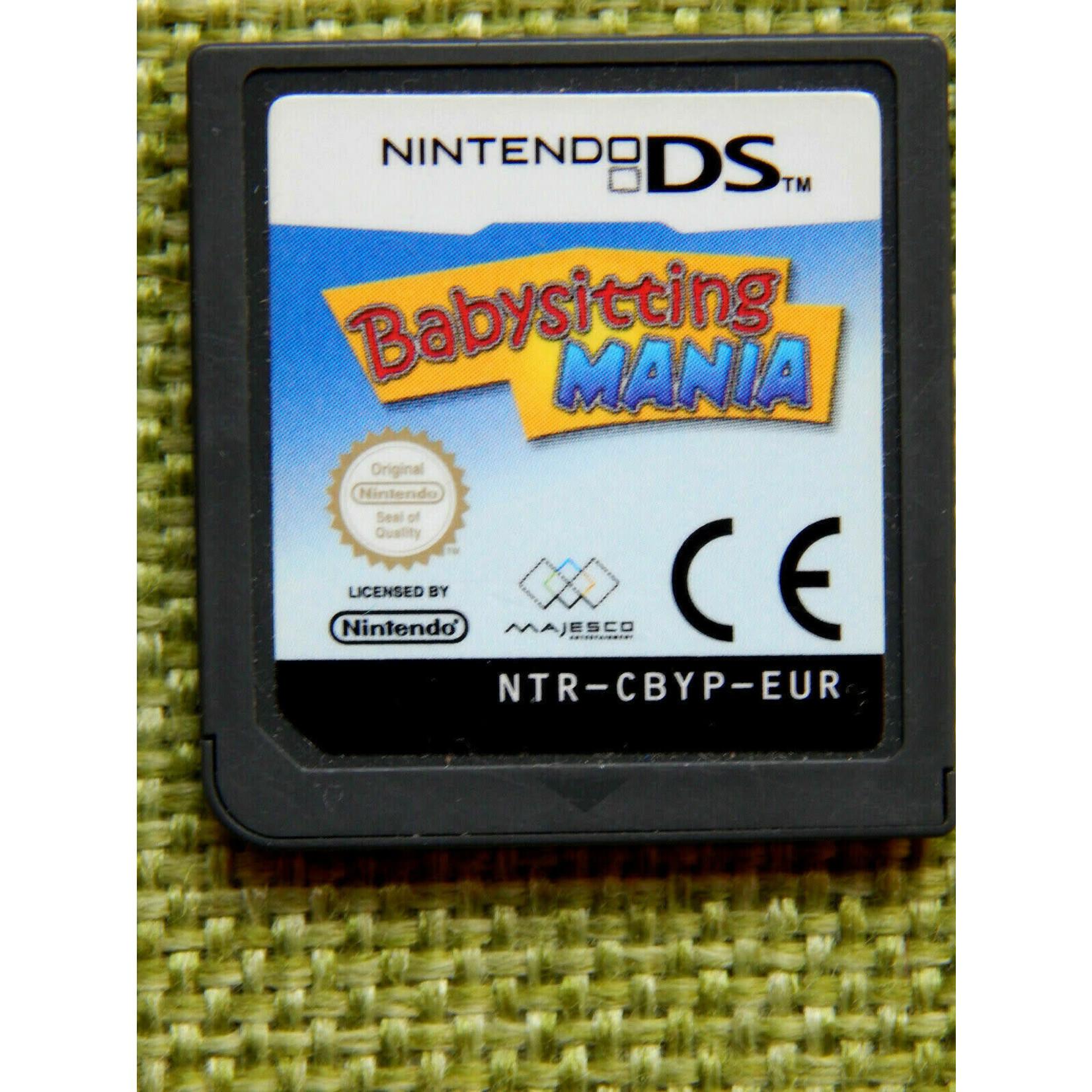 DSU-Babysitting Mania (chip only)