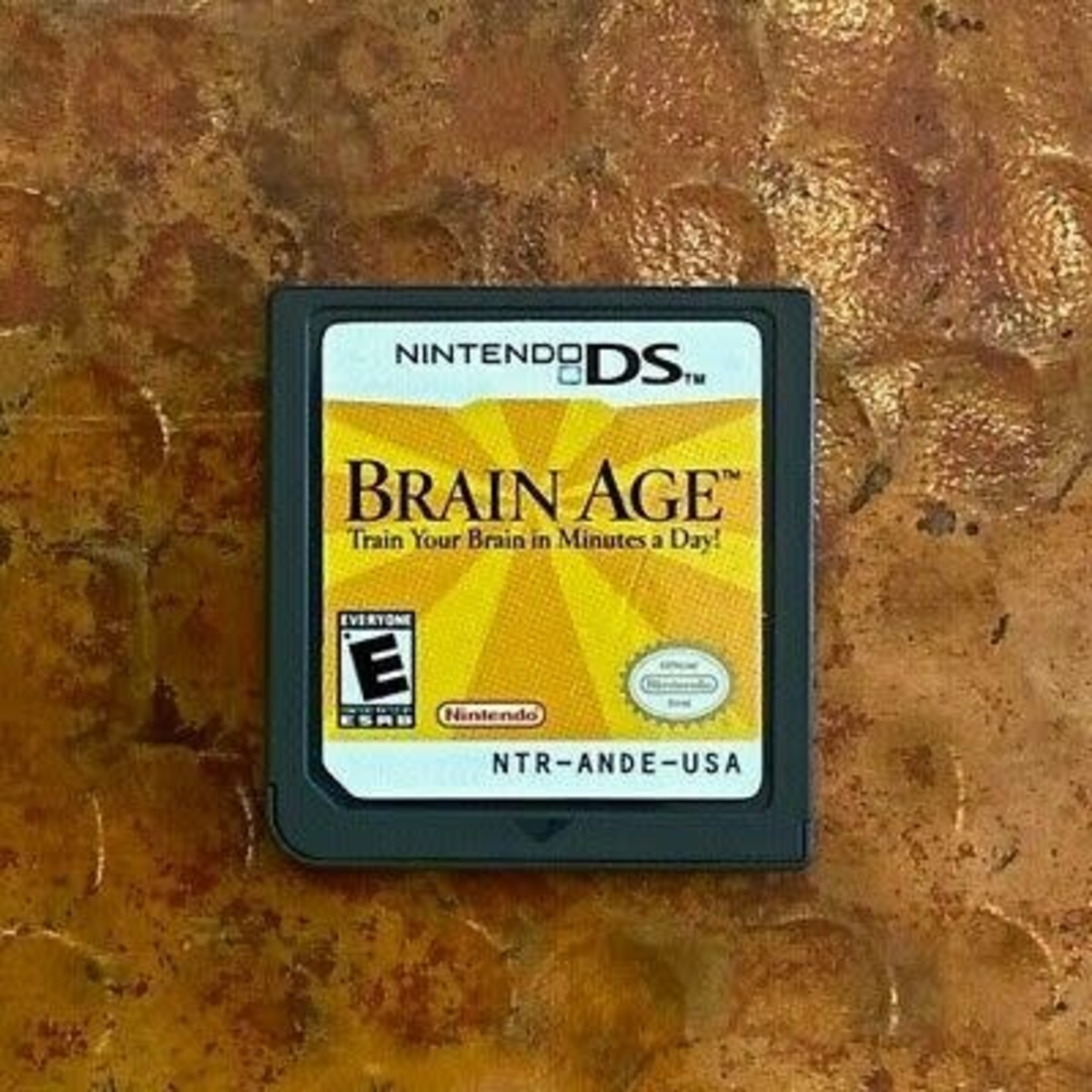 DSU-Brain Age (Chip Only)