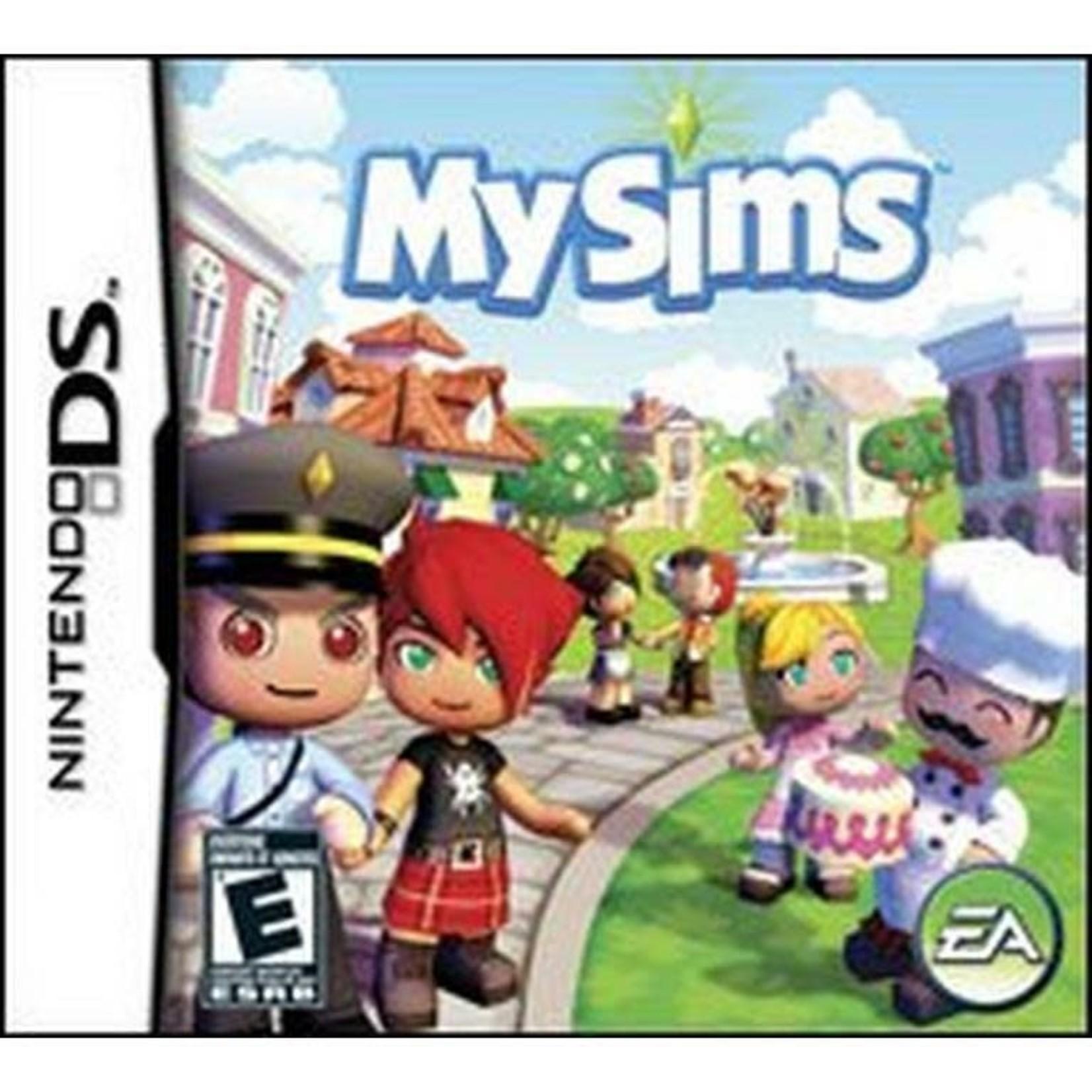 DSU-My Sims