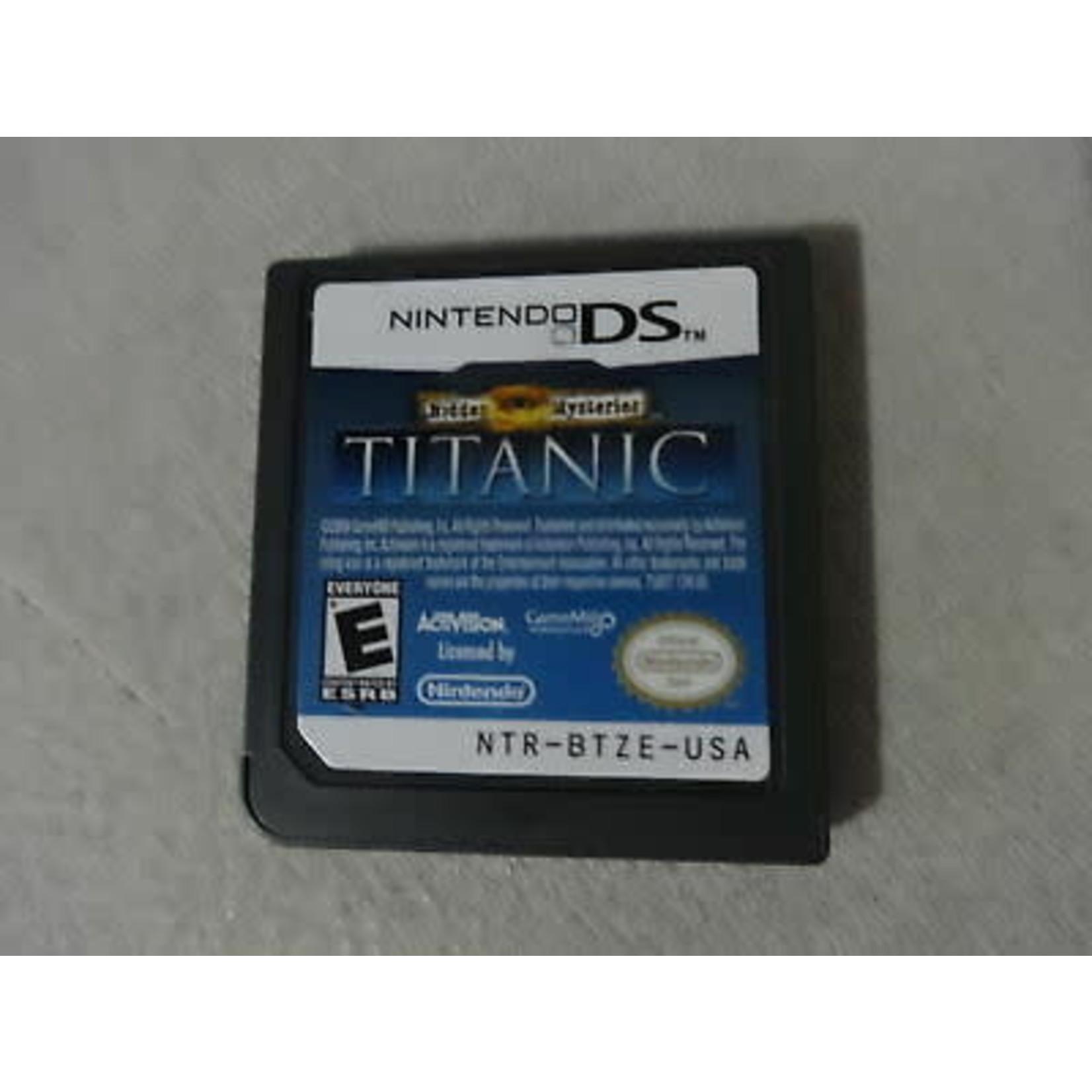 DSU-Hidden Mysteries: Titanic (Chip Only)