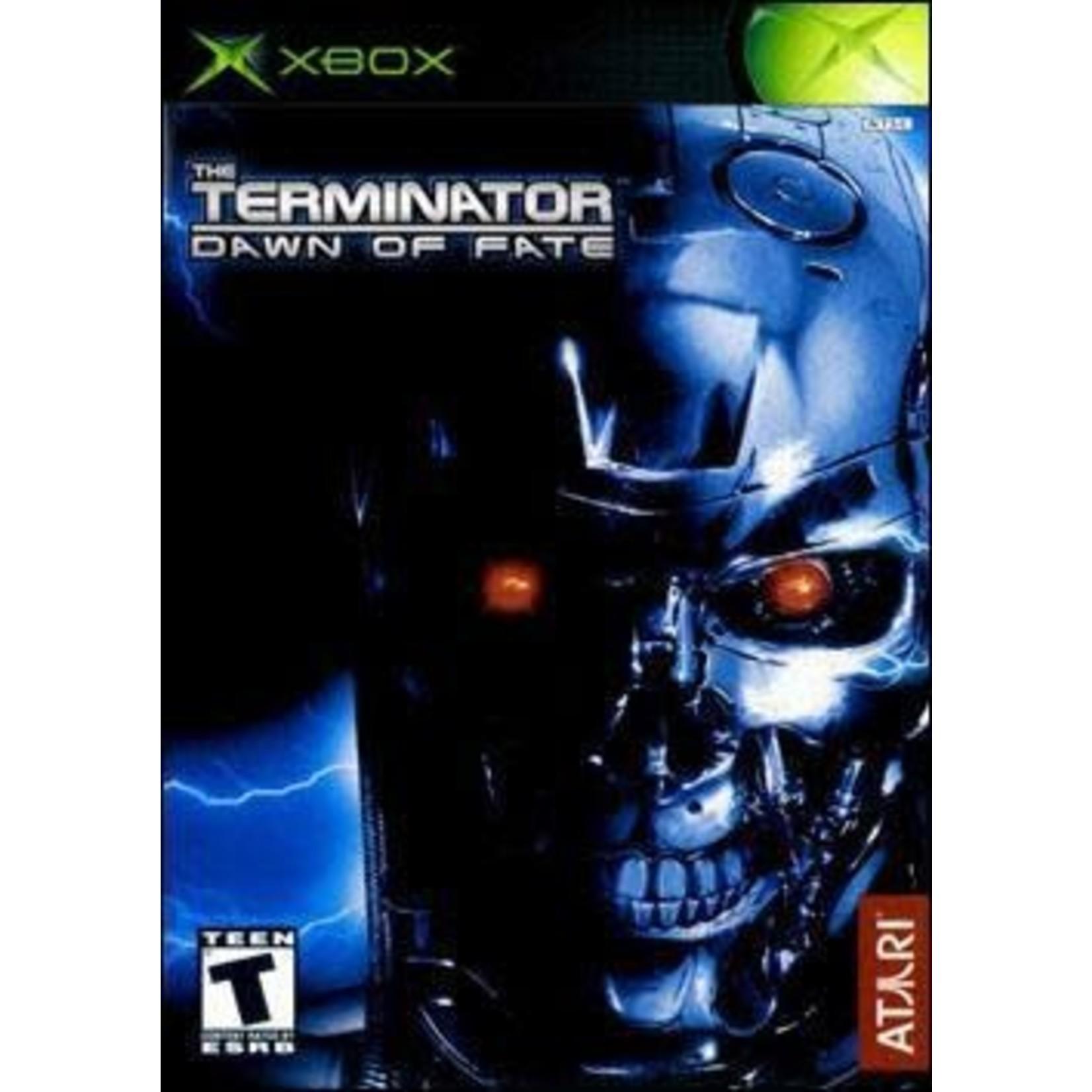 XBU-Terminator Dawn Of Fate