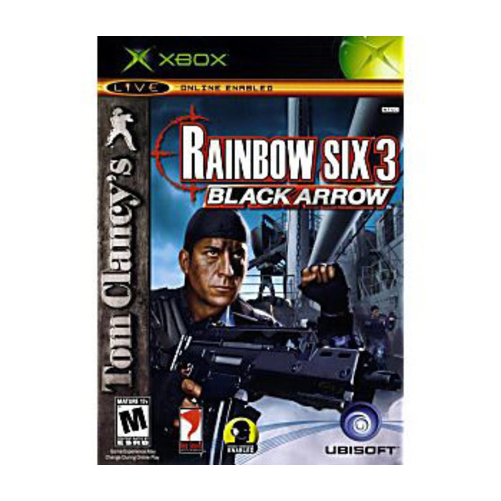 XBU-RAINBOW SIX 3 BLACK ARROW