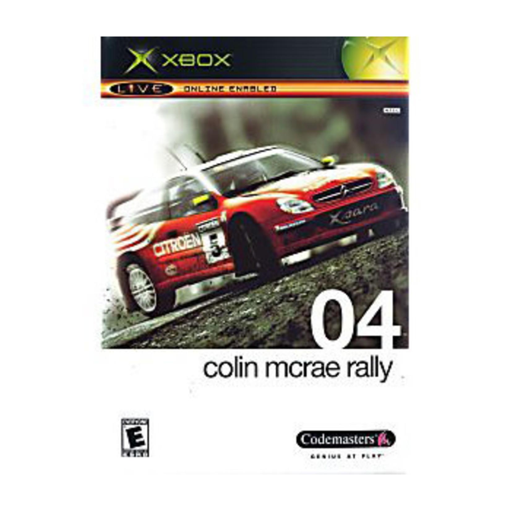XBU-COLIN MCRAE RALLY 2004