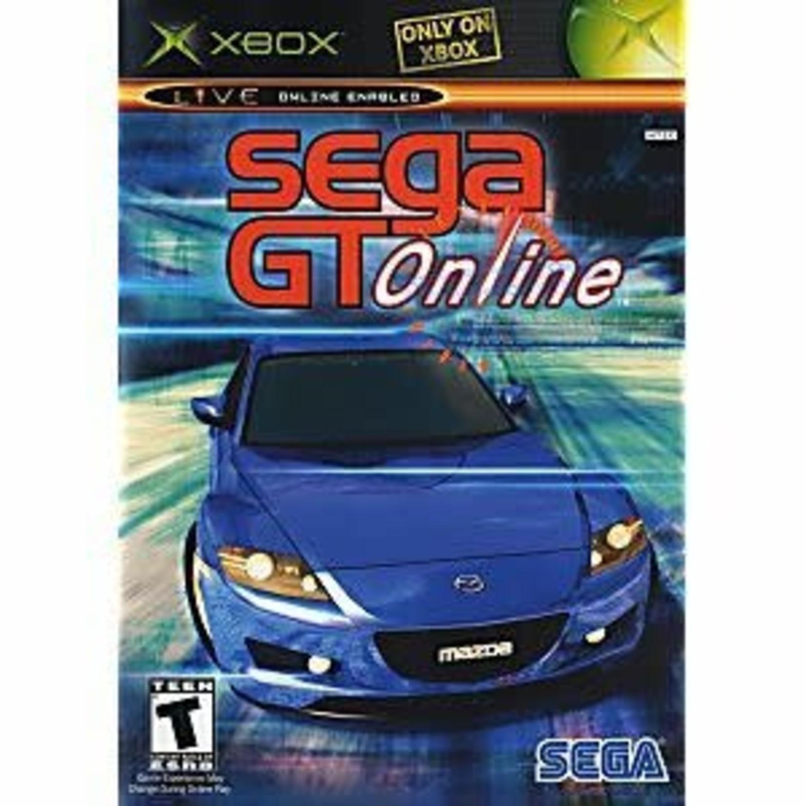 XBU-Sega GT Online