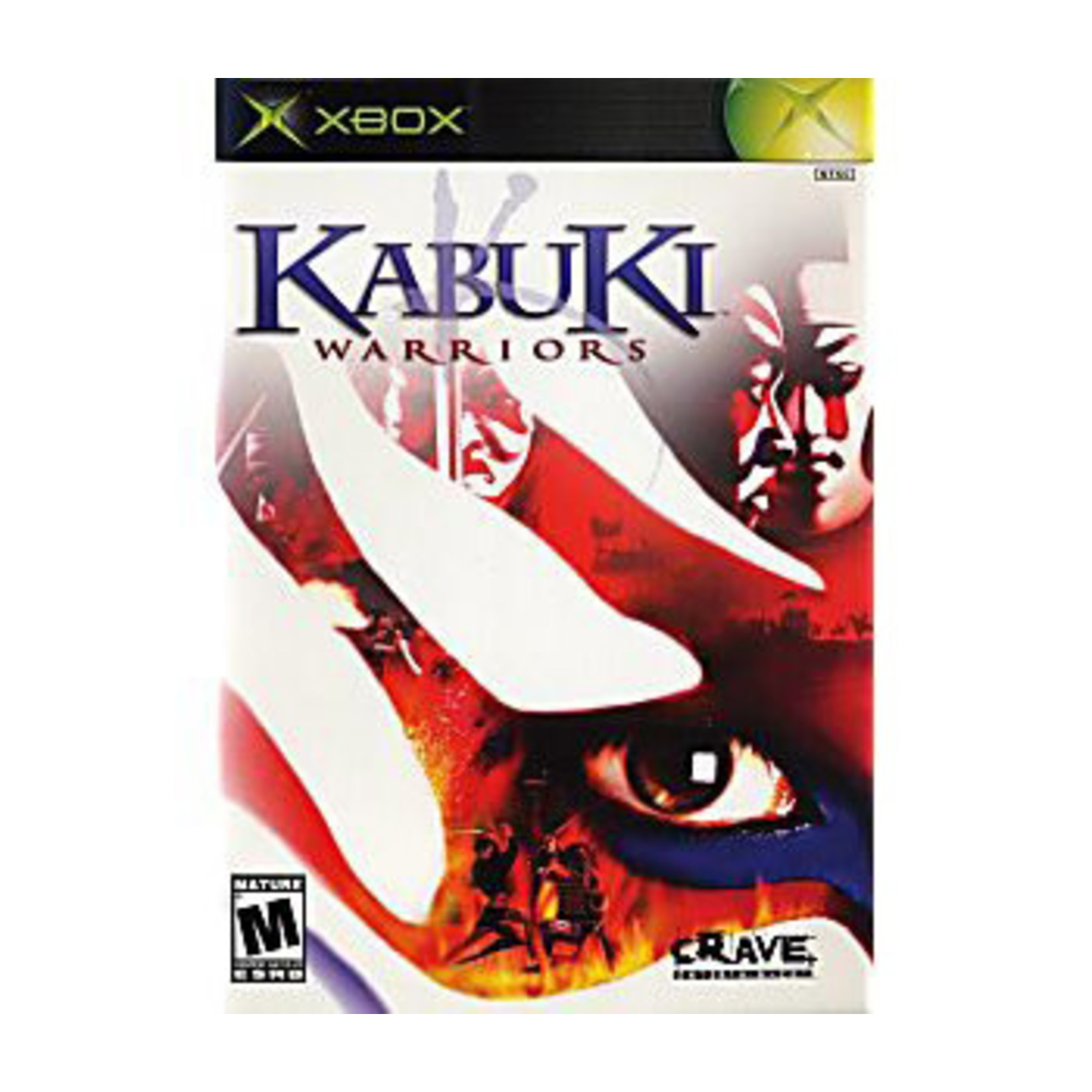 XBU-KABUKI WARRIORS