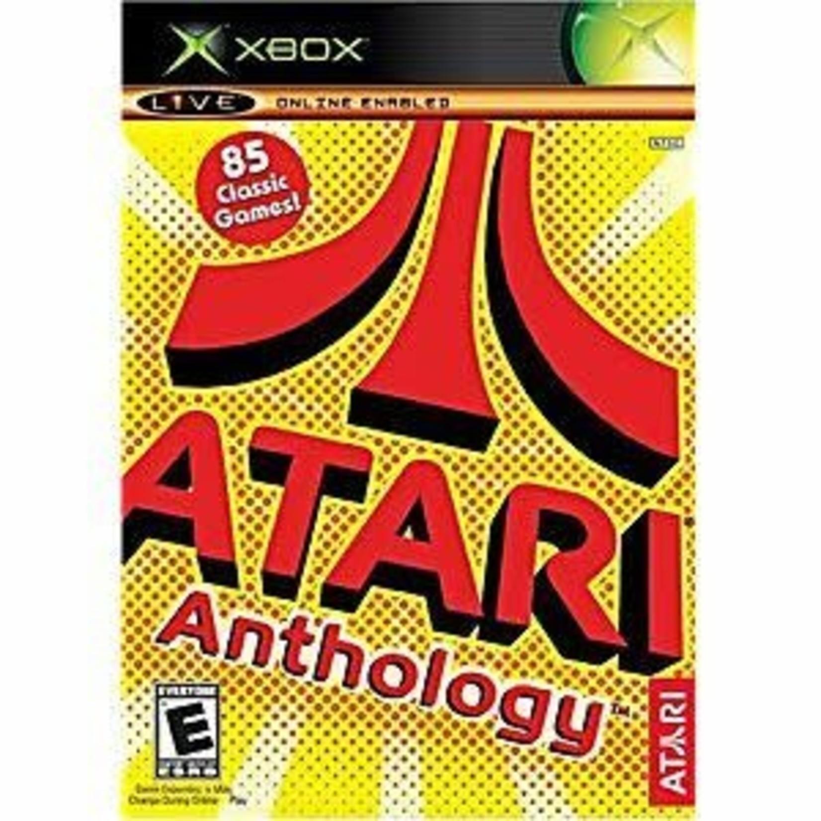 xbu-Atari Anthology