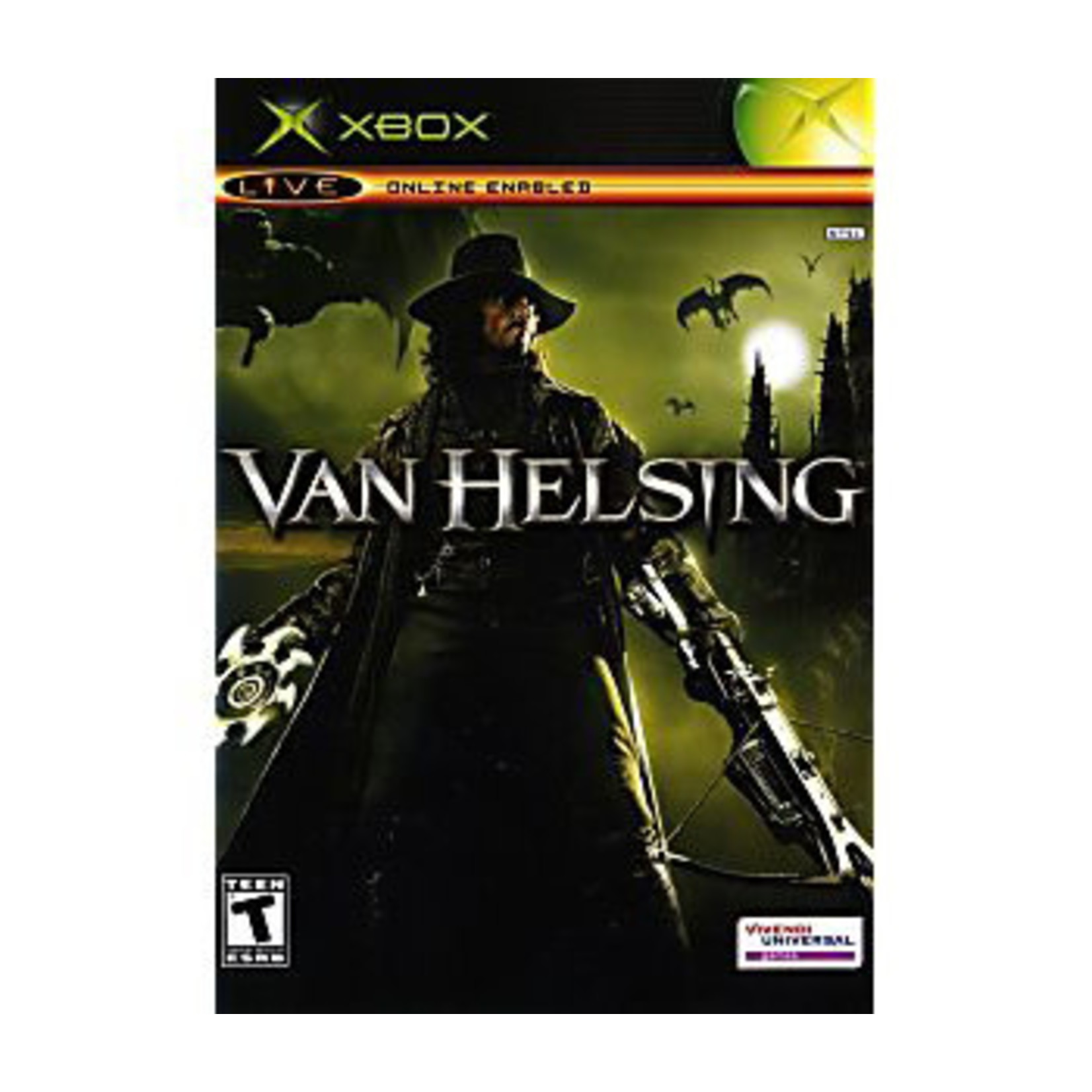 XBU-VAN HELSING