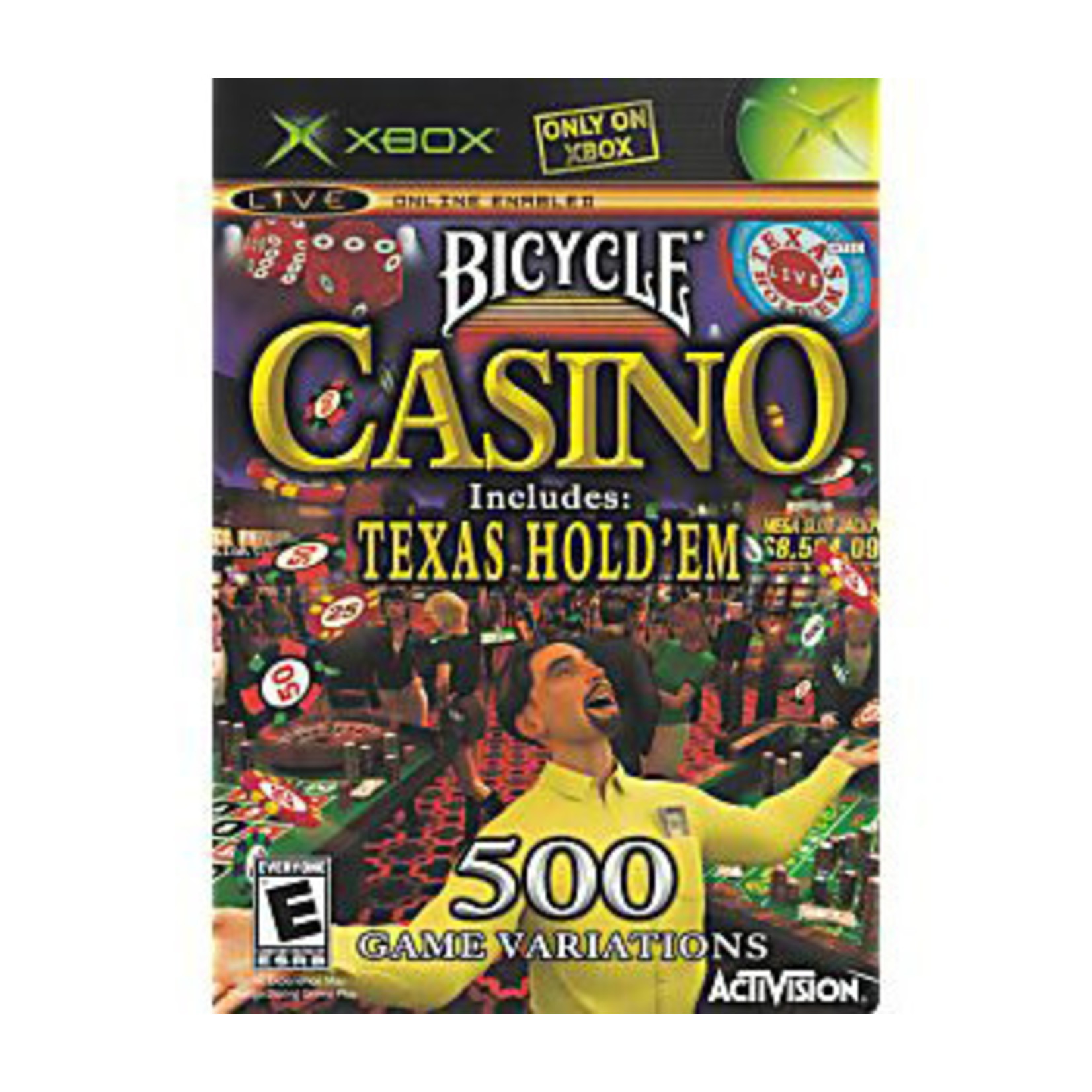 XBU-BICYCLE CASINO