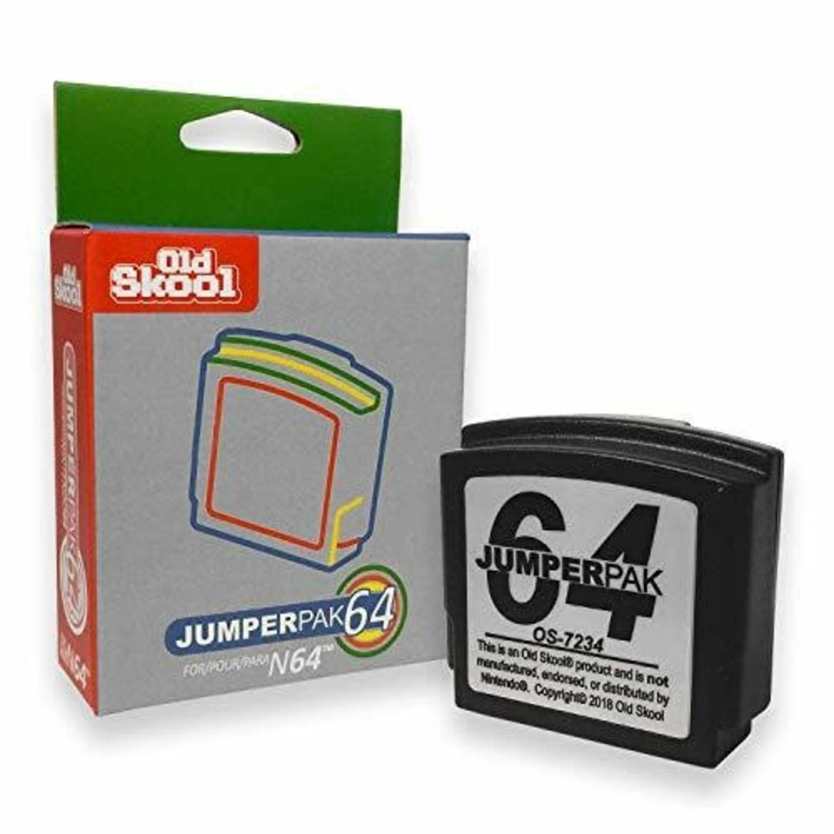 Old Skool 256kb Memory Pak for N64