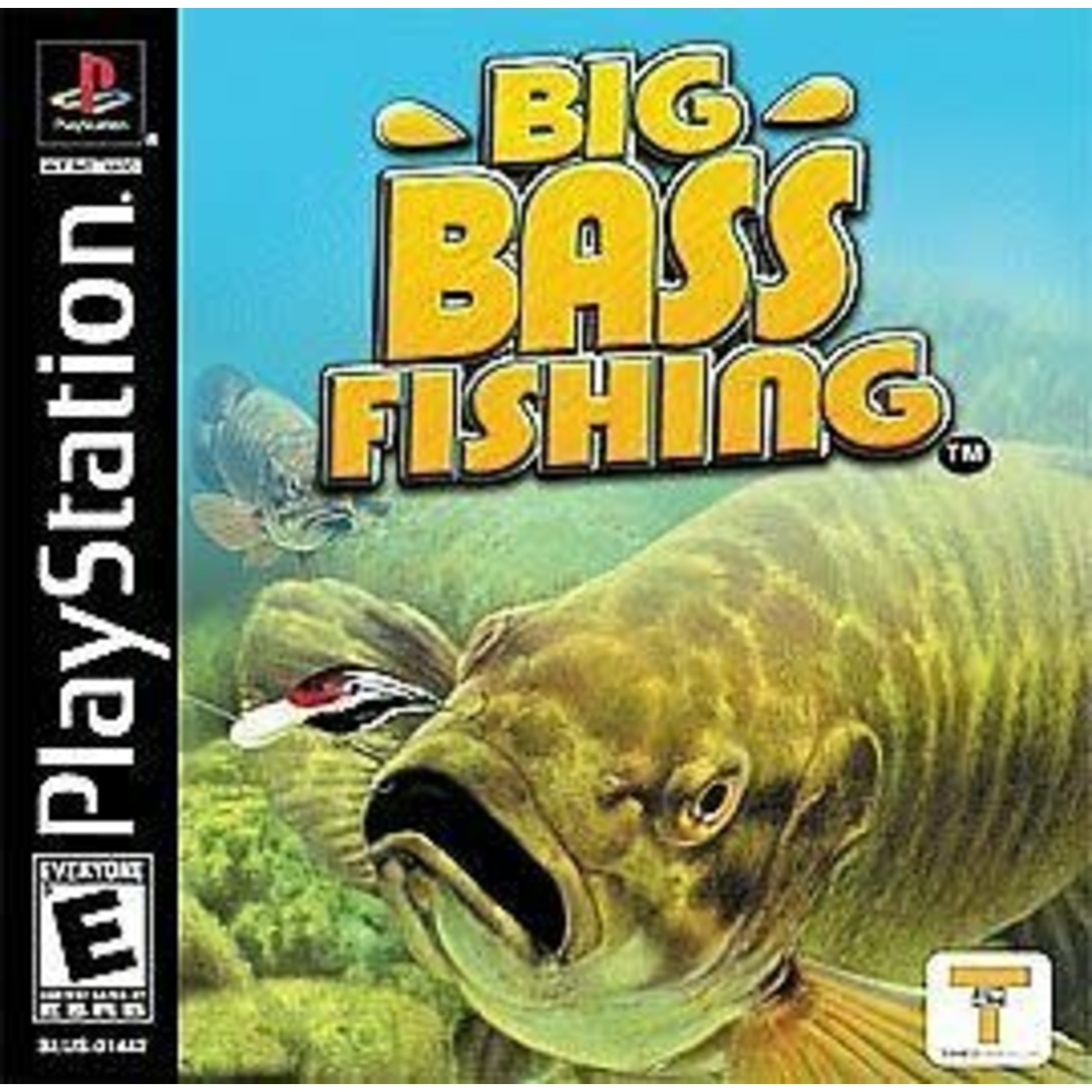 PS1U-Big Bass Fishing