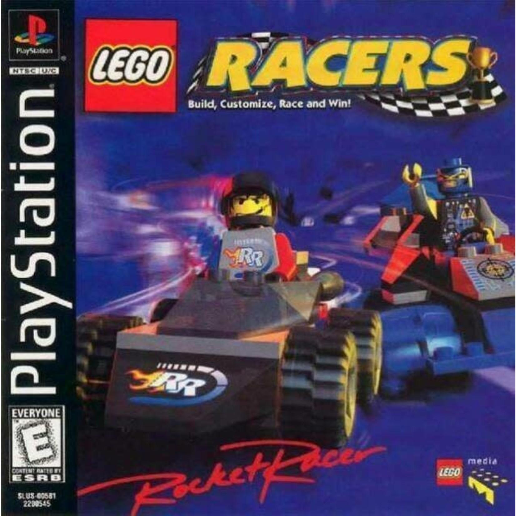 PS1U-LEGO Racers