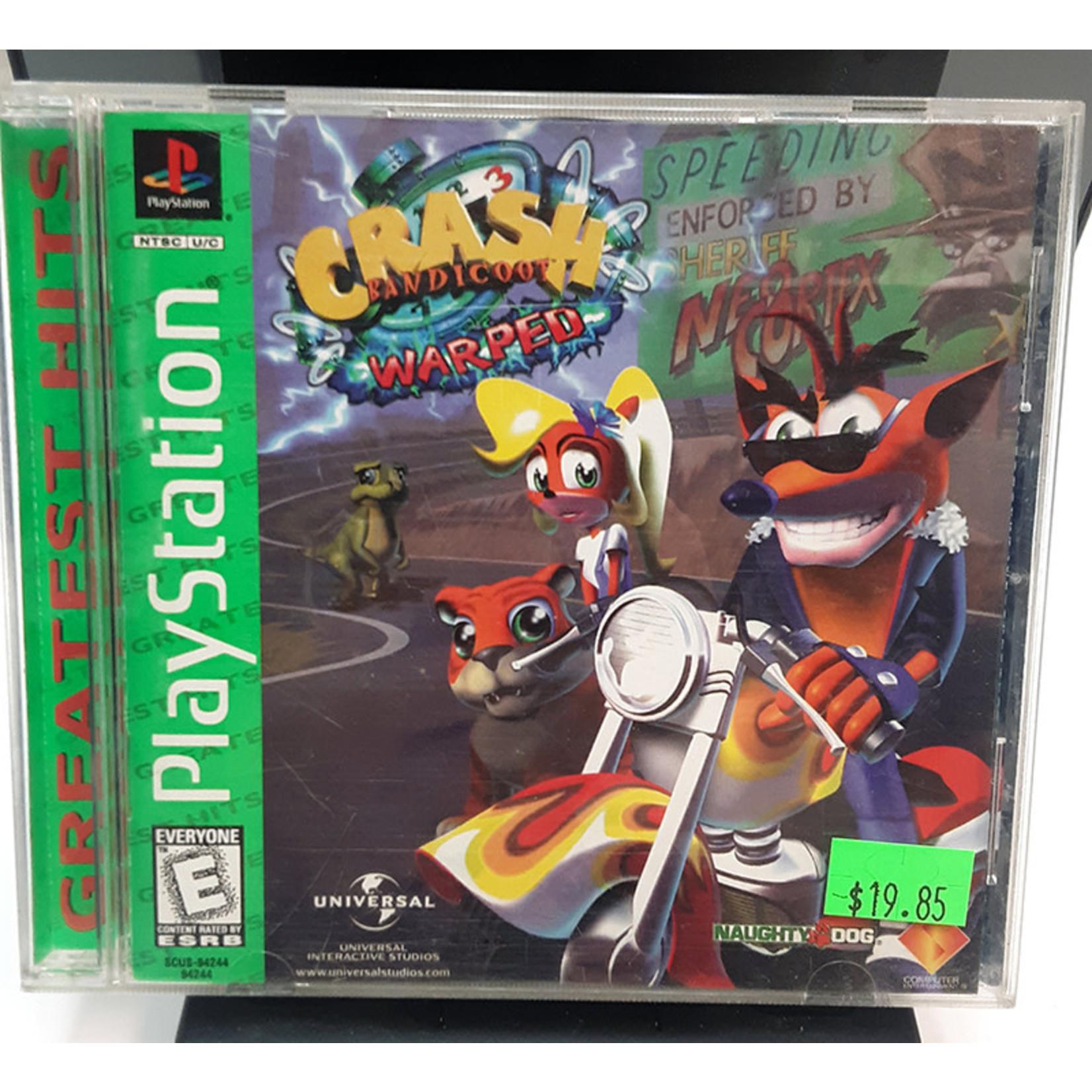 ps1u-Crash Bandicoot 3 Warped