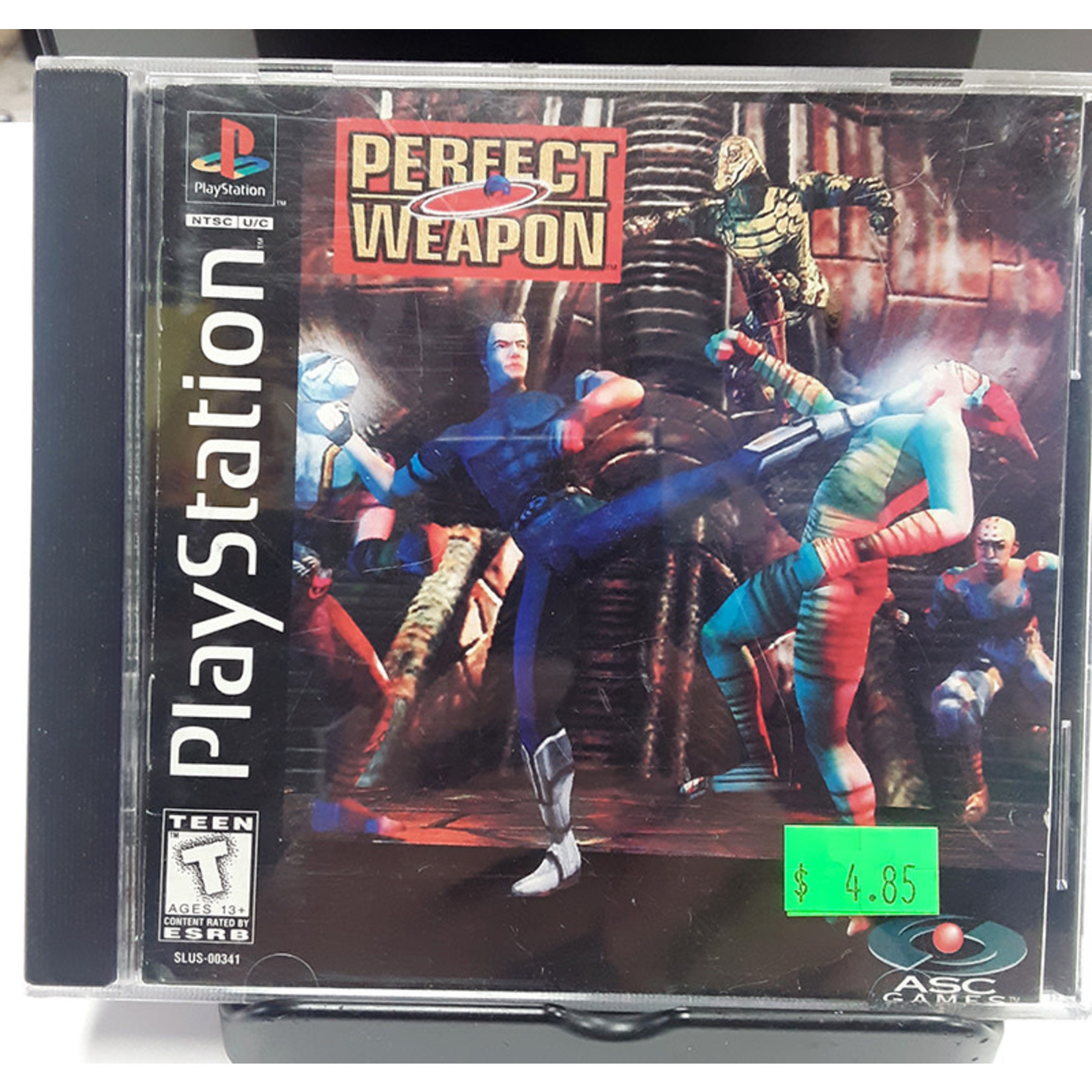 ps1u-perfect weapon