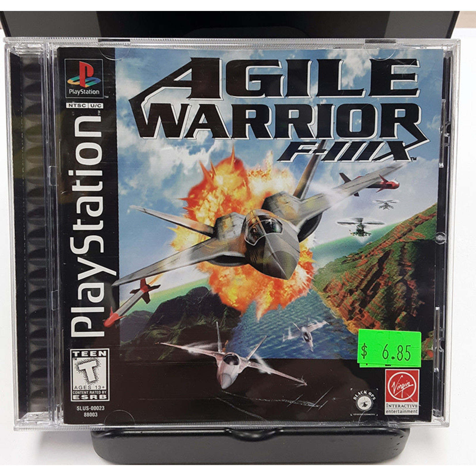 ps1u-Agile Warrior F-111X