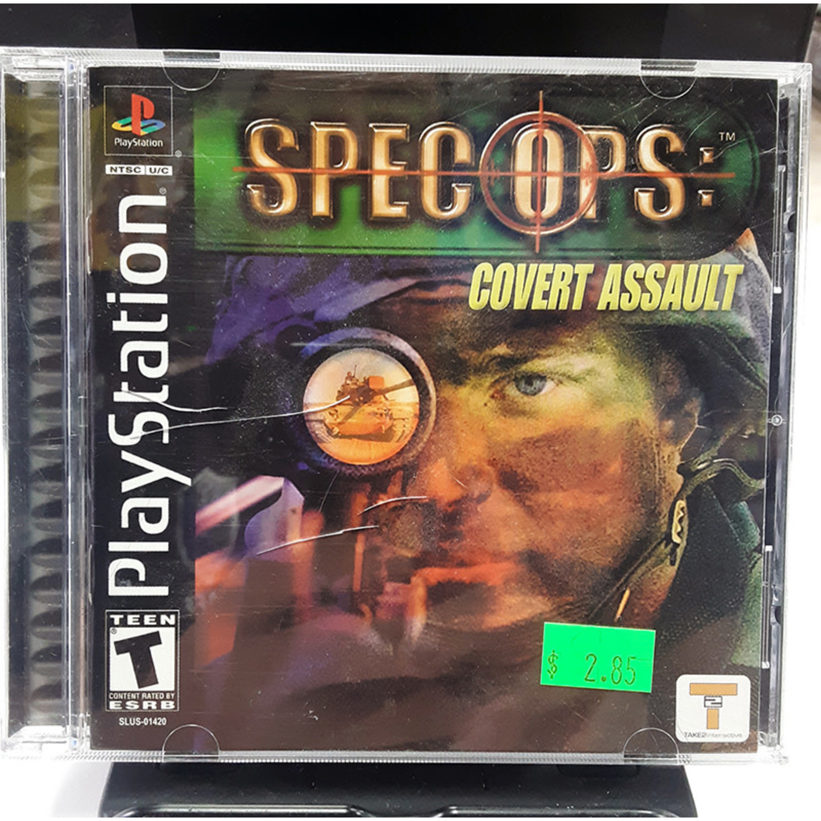 ps1u-spec ops: covert assault