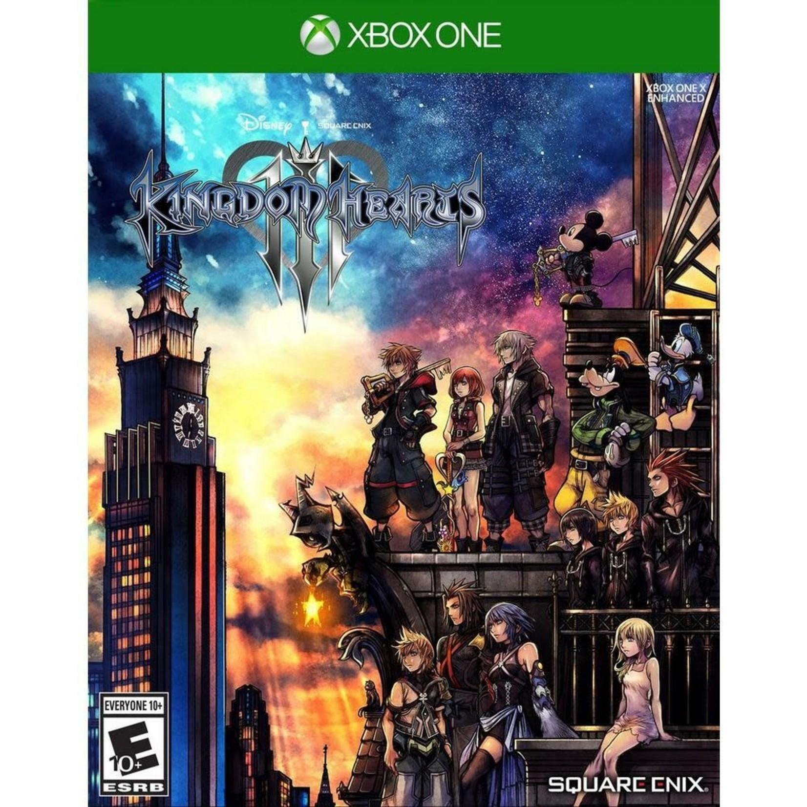 XB1-Kingdom Hearts III