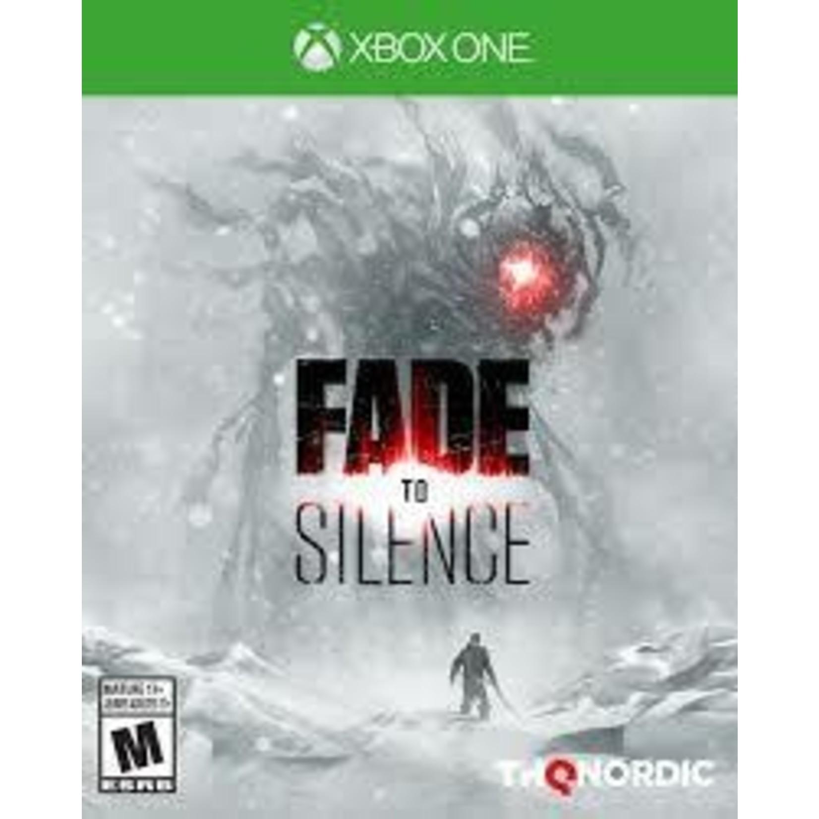 xb1-Fade To Silence