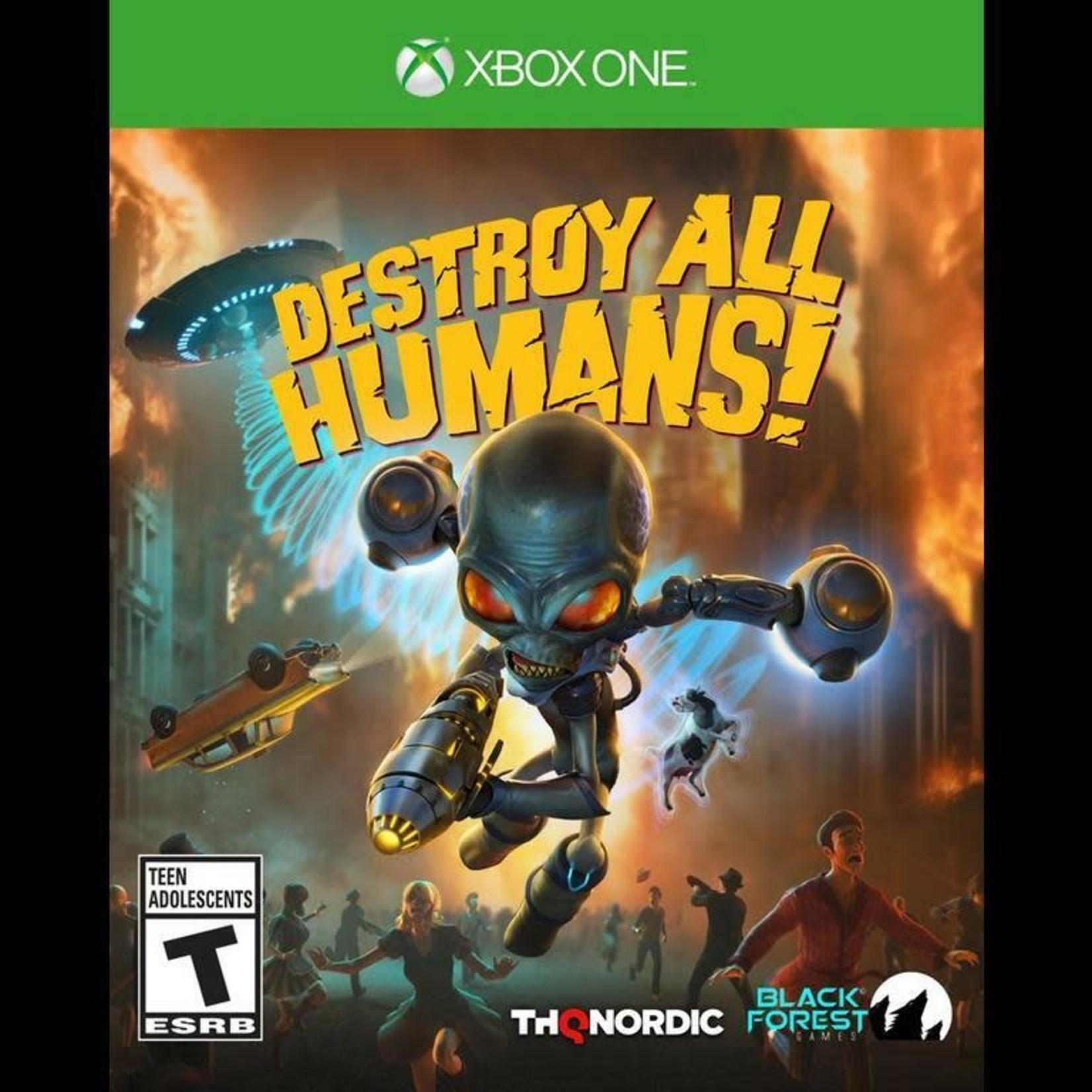 xb1-Destroy All Humans!