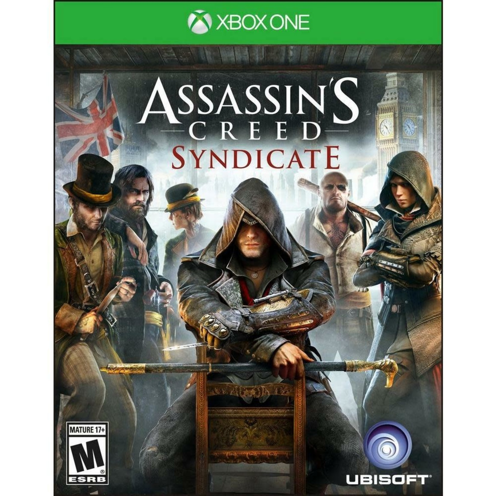 XB1-Assassin's Creed Syndicate