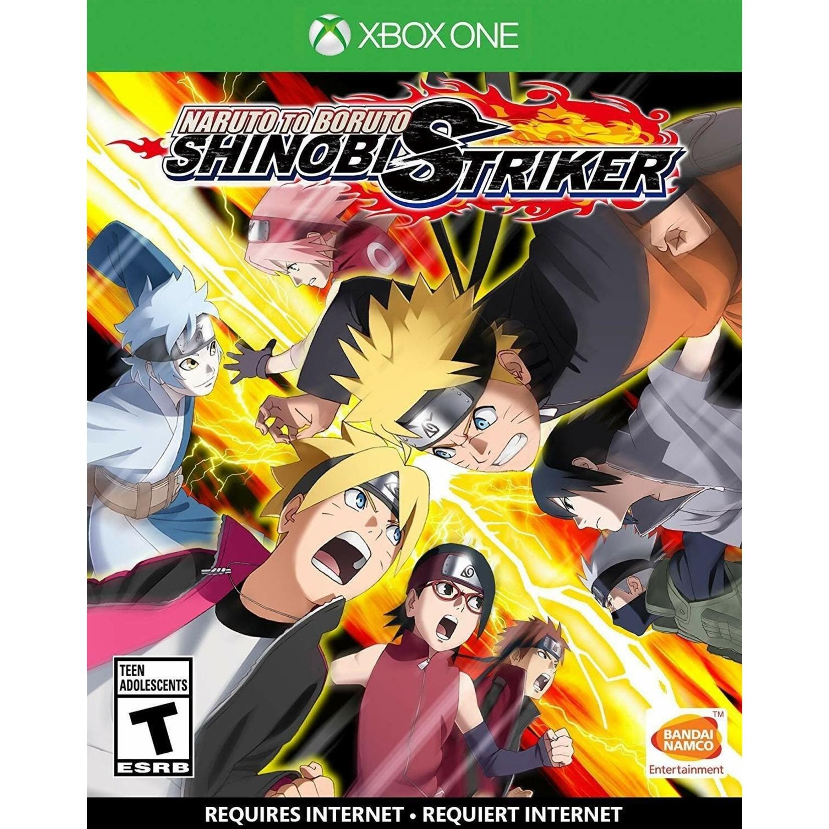 Xb1u-Naruto to Boruto: Shinobi Striker