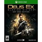 XB1-Deus Ex: Mankind Divided