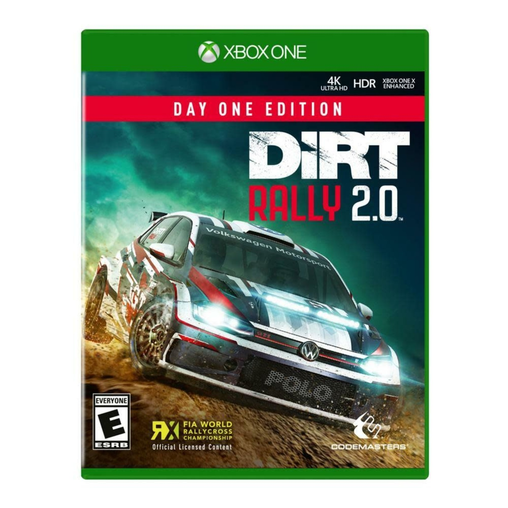 XB1-Dirt Rally 2.0