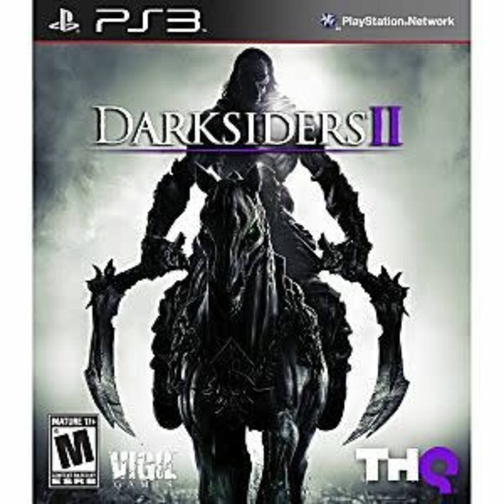 PS3U-Darksiders II
