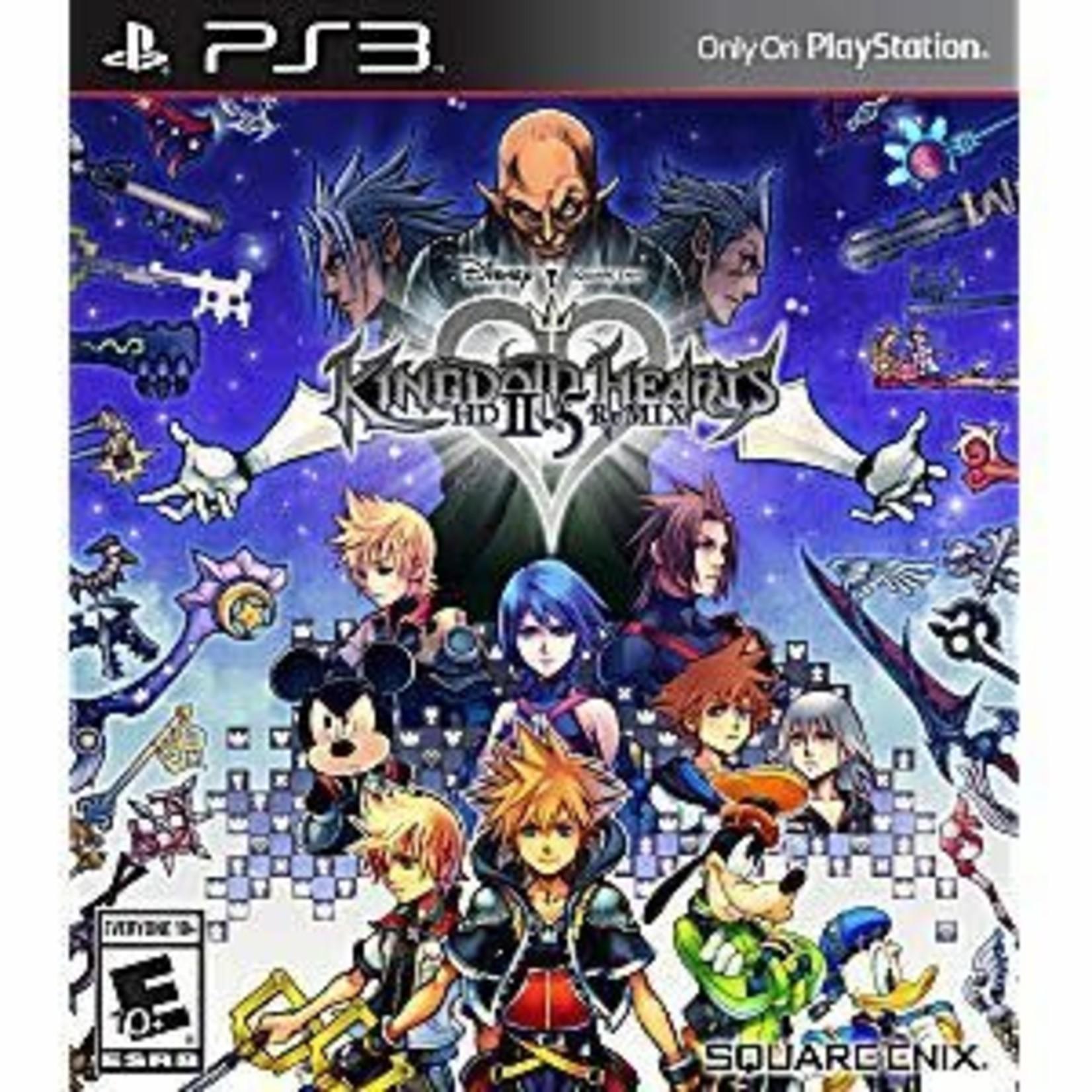 PS3-Kingdom Hearts 2.5 ReMIX
