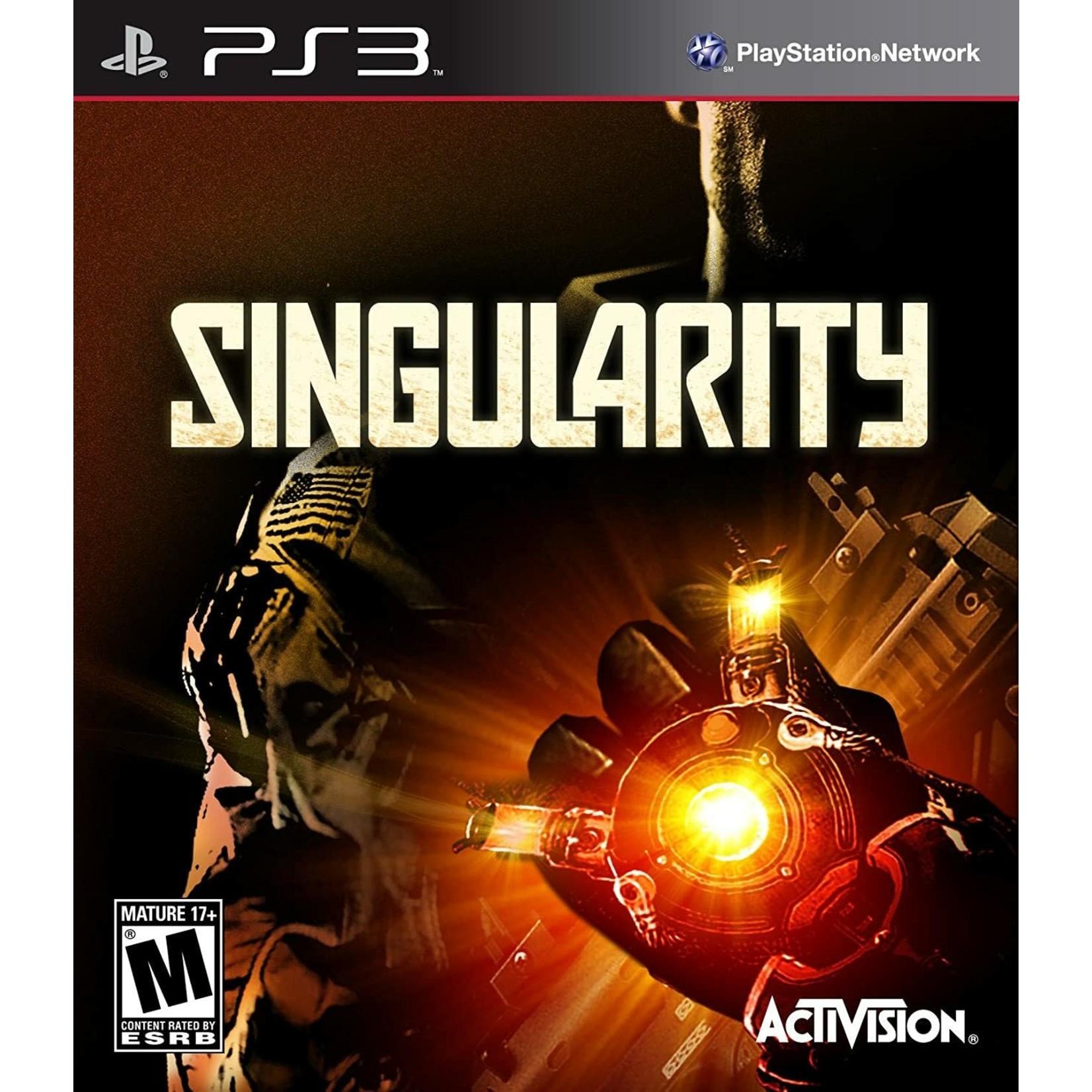 PS3U-Singularity