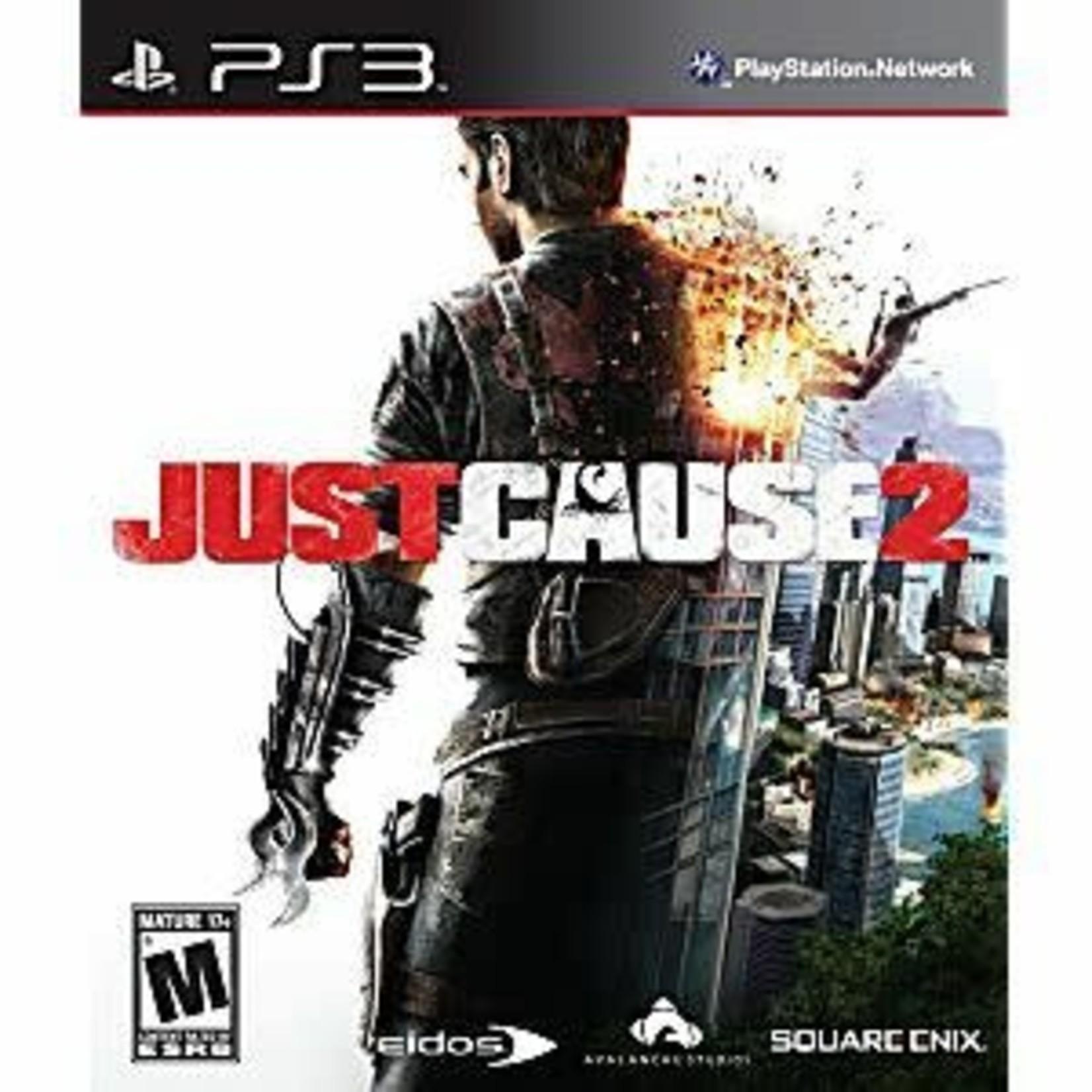 PS3U-Just Cause 2