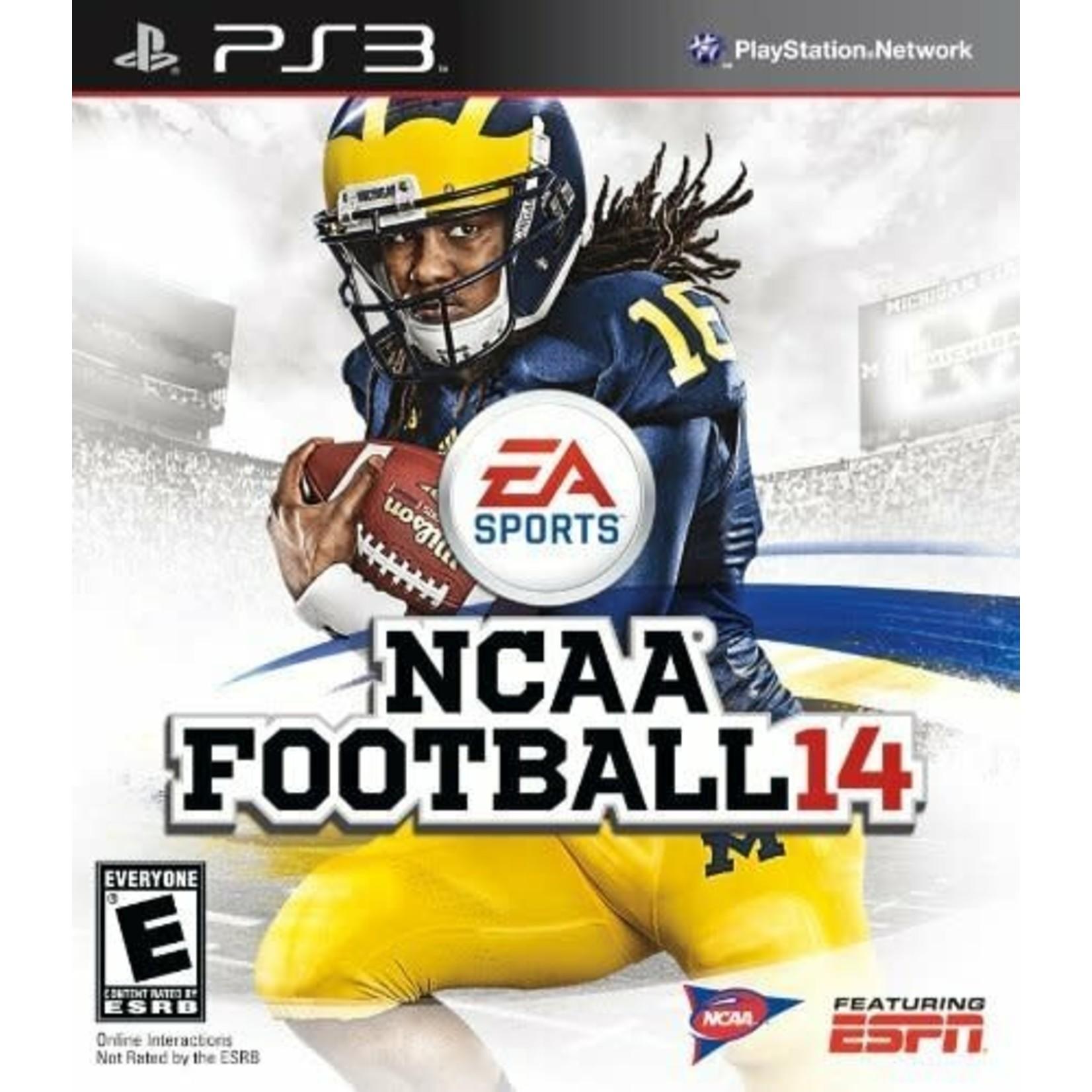 PS3U-NCAA Football 14