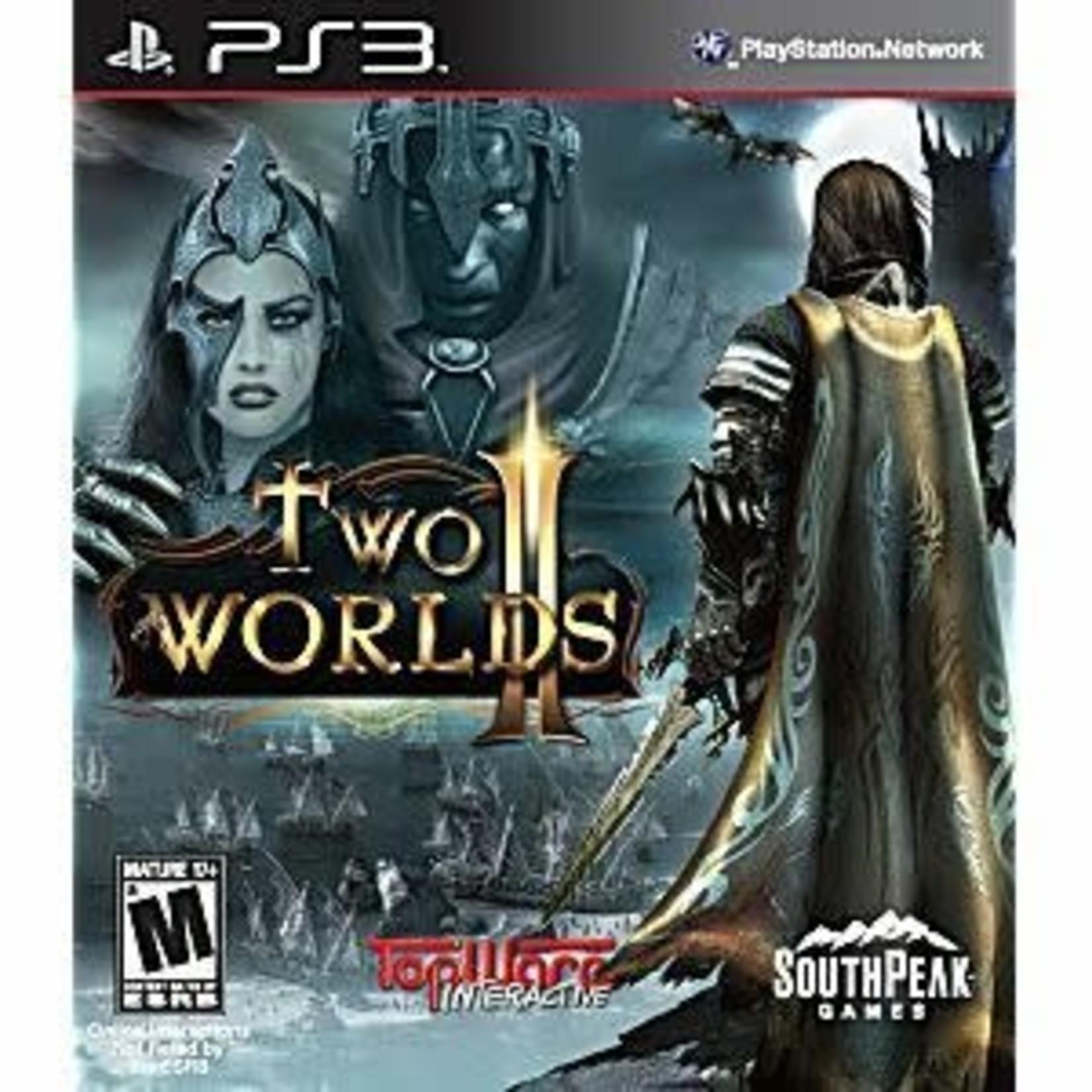PS3U-Two Worlds II