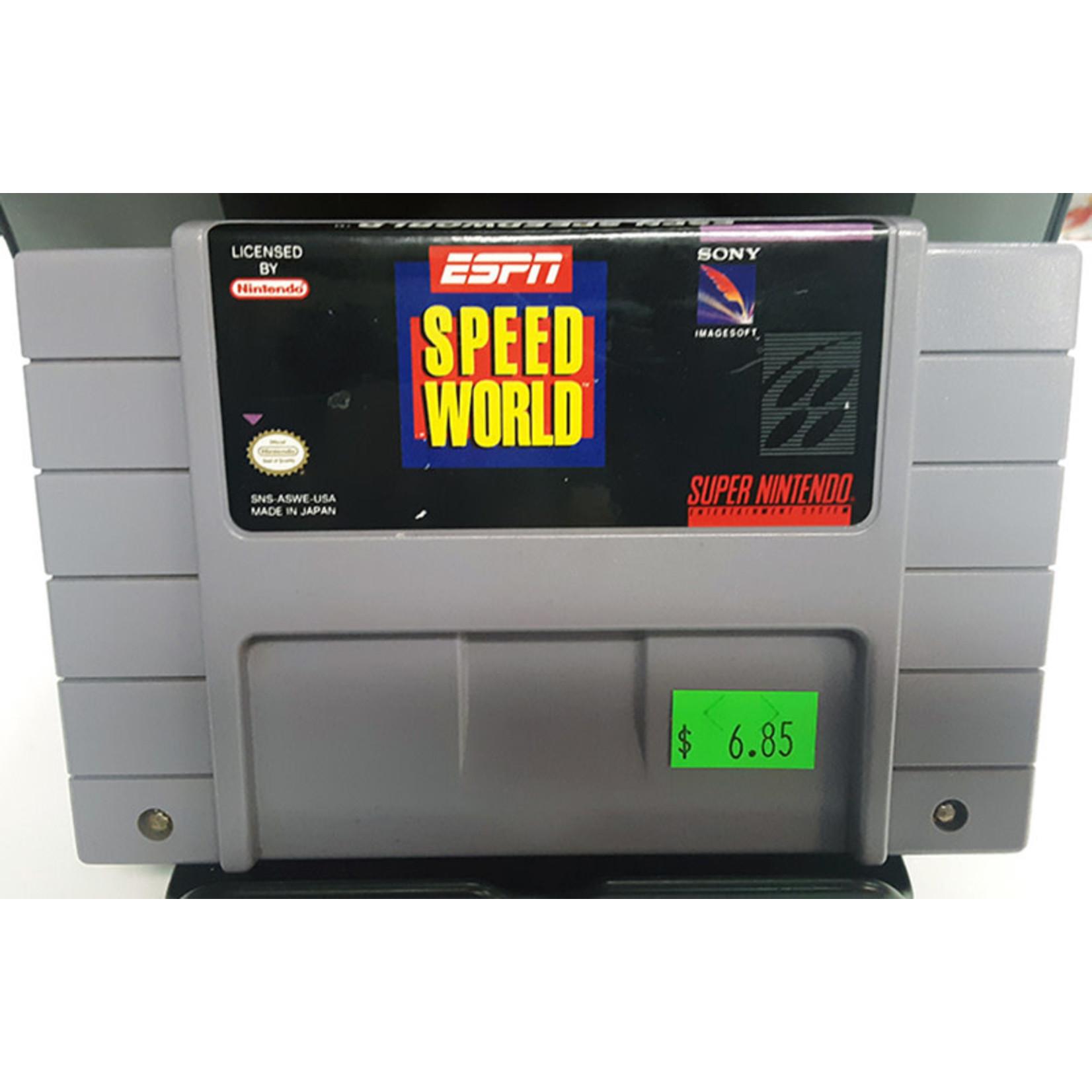 snesu-ESPN Speedworld (cartridge)