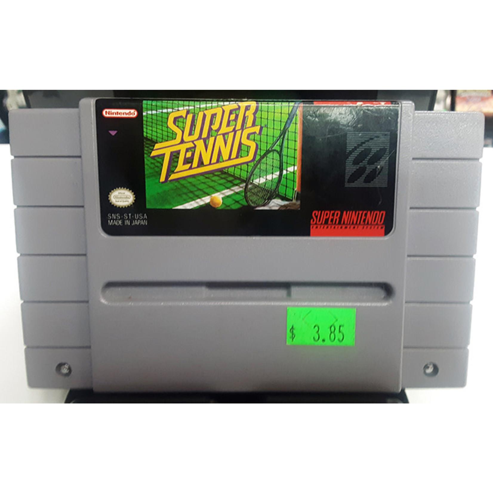 snesu-Super Tennis (cartridge)