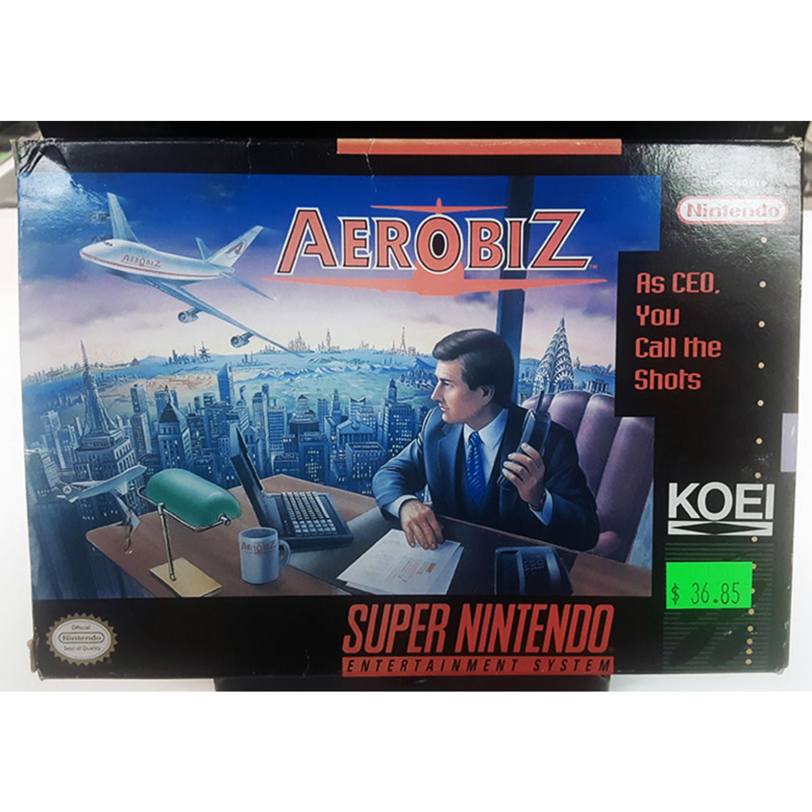snesu-aerobiz (in box