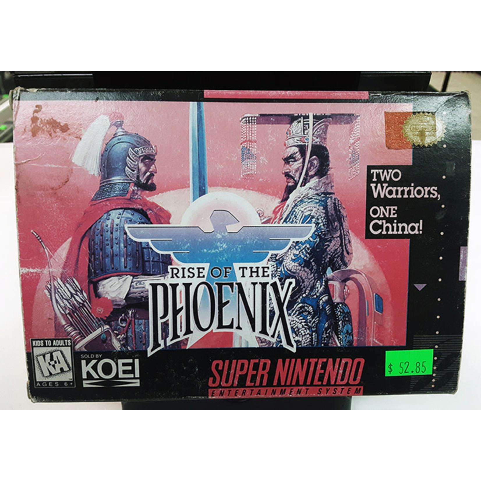 snesu-Rise of the Phoenix (in box)