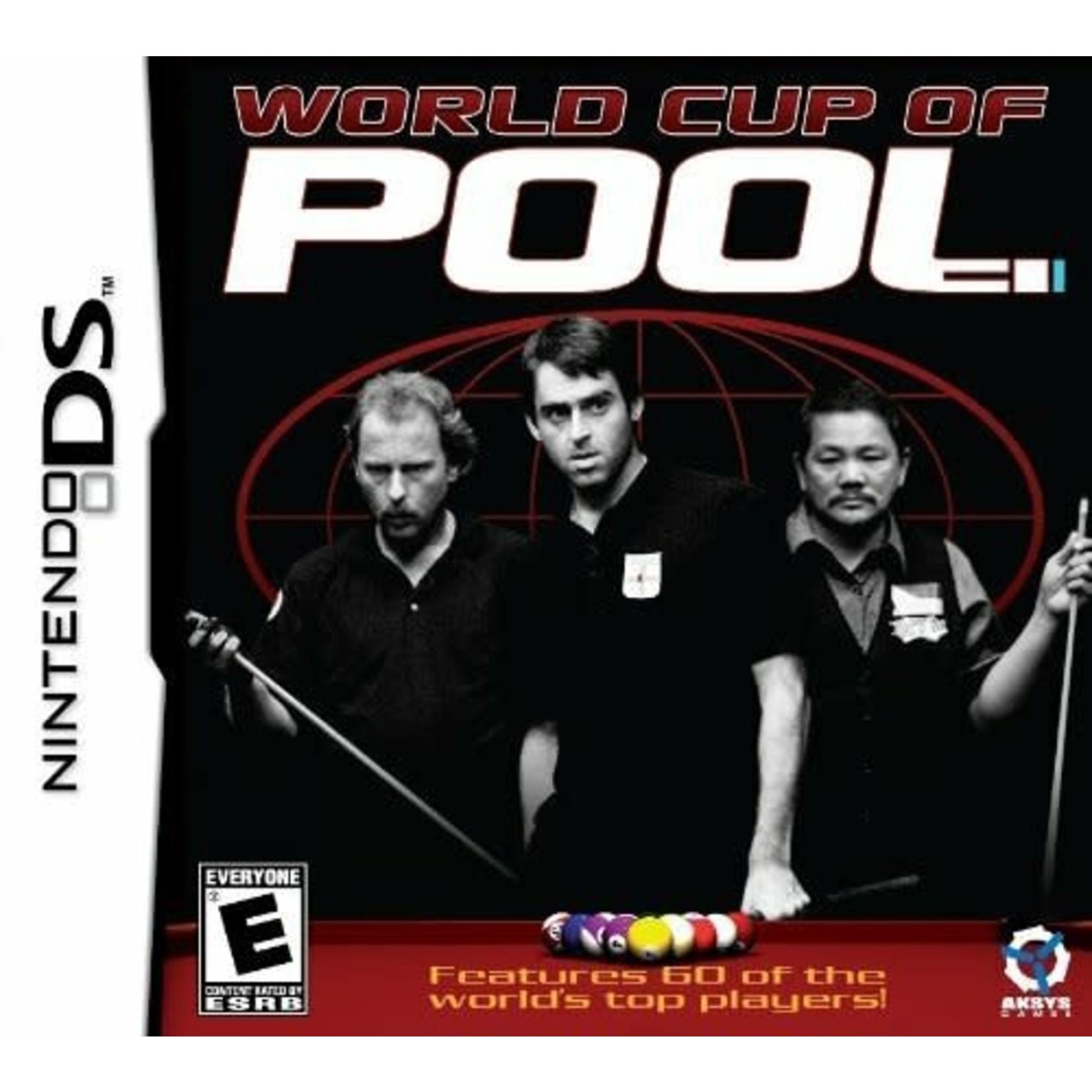 DSU-World Cup of Pool