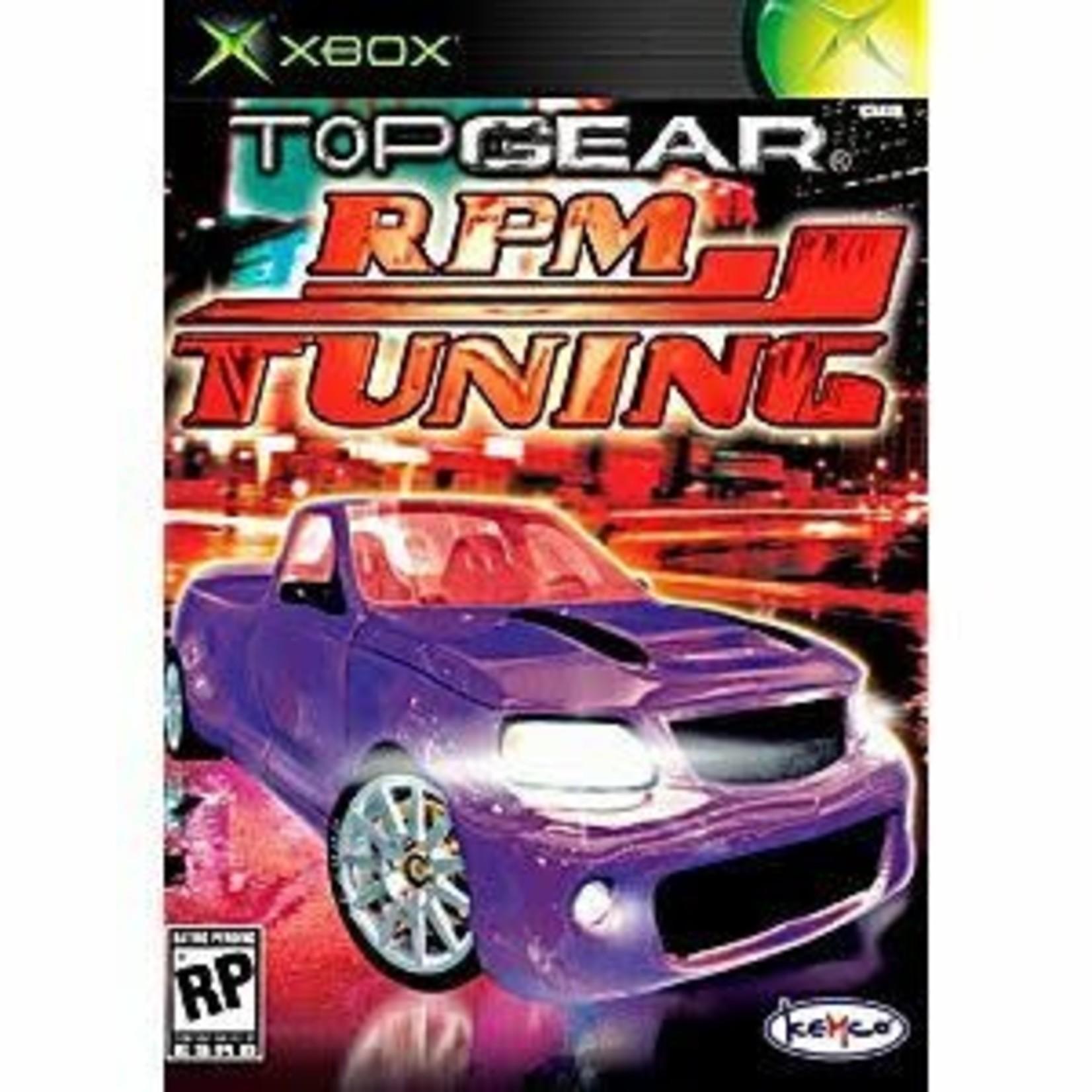 XBU-Top Gear RPM Tuning