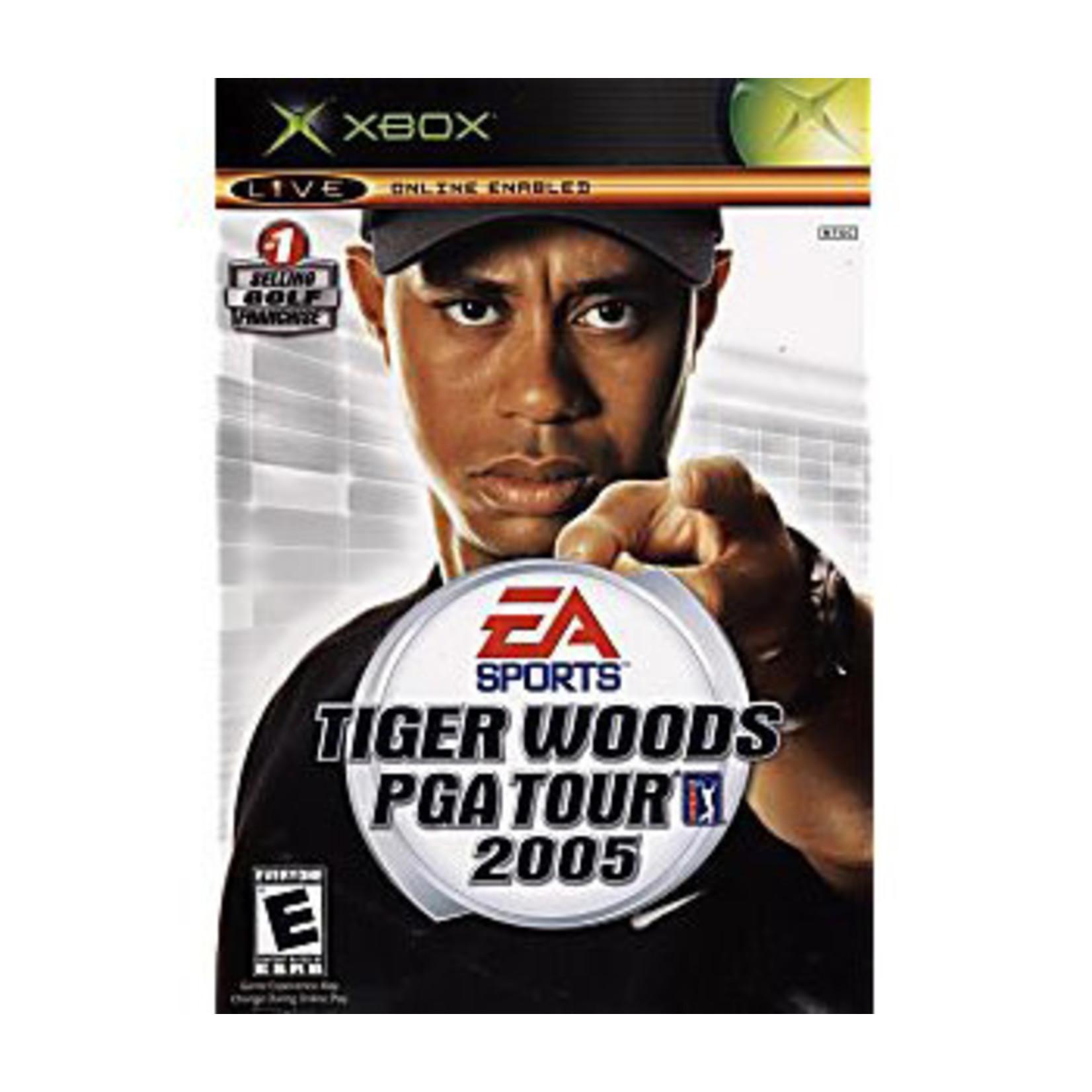 XBU-TIGER WOODS PGA 2005