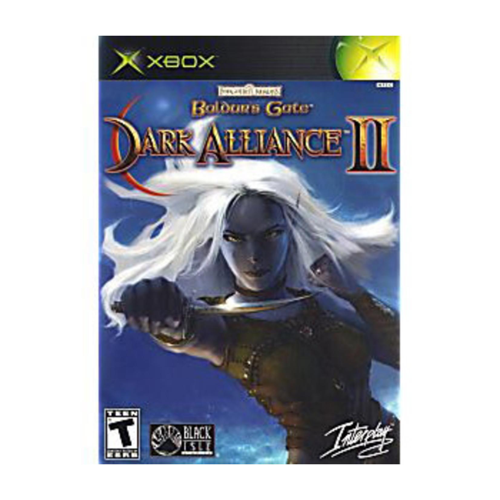 XBU-DARK ALLIANCE 2